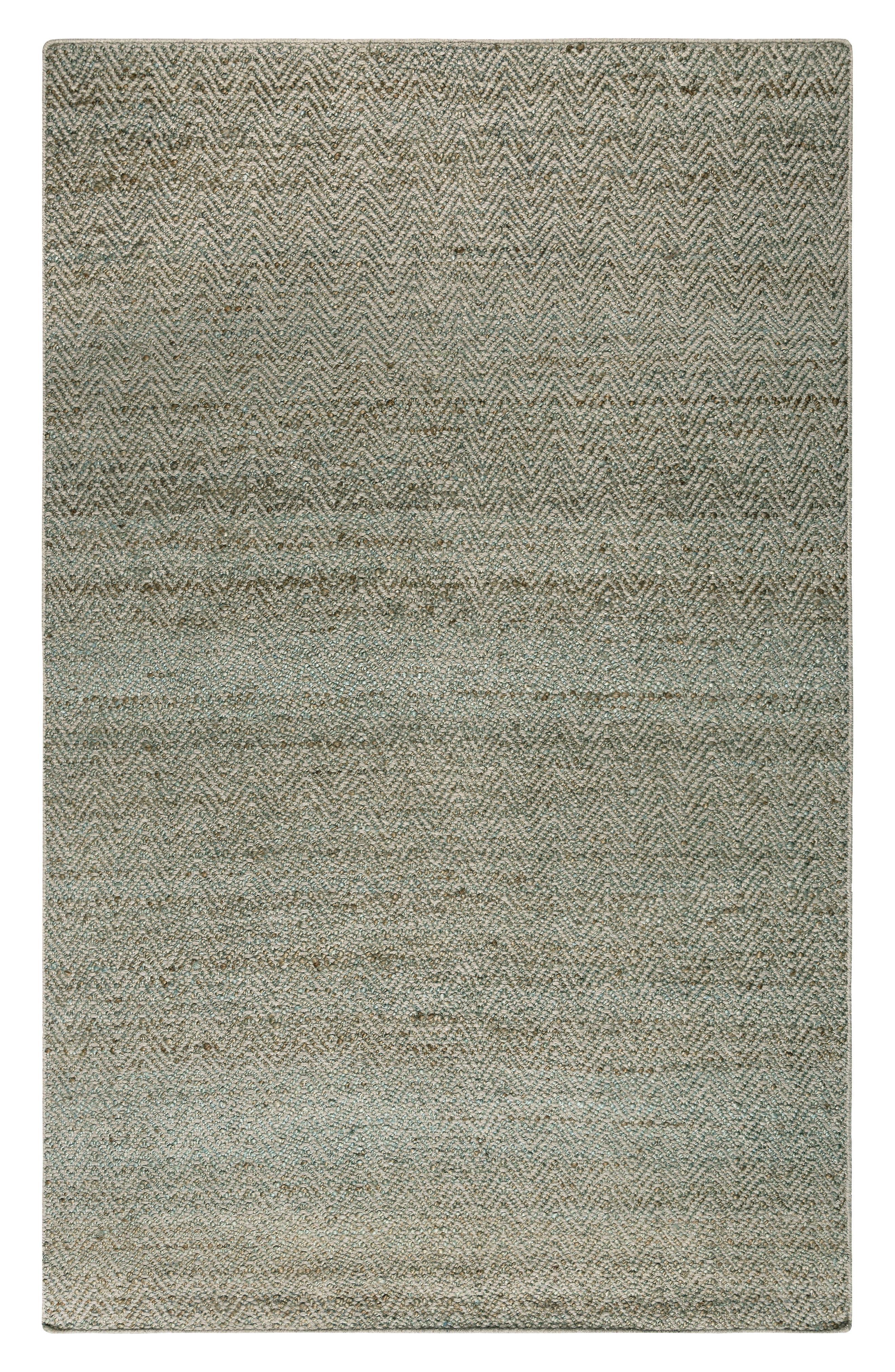Rizzy Home 'Ellington' Hand Loomed Jute & Wool Area Rug