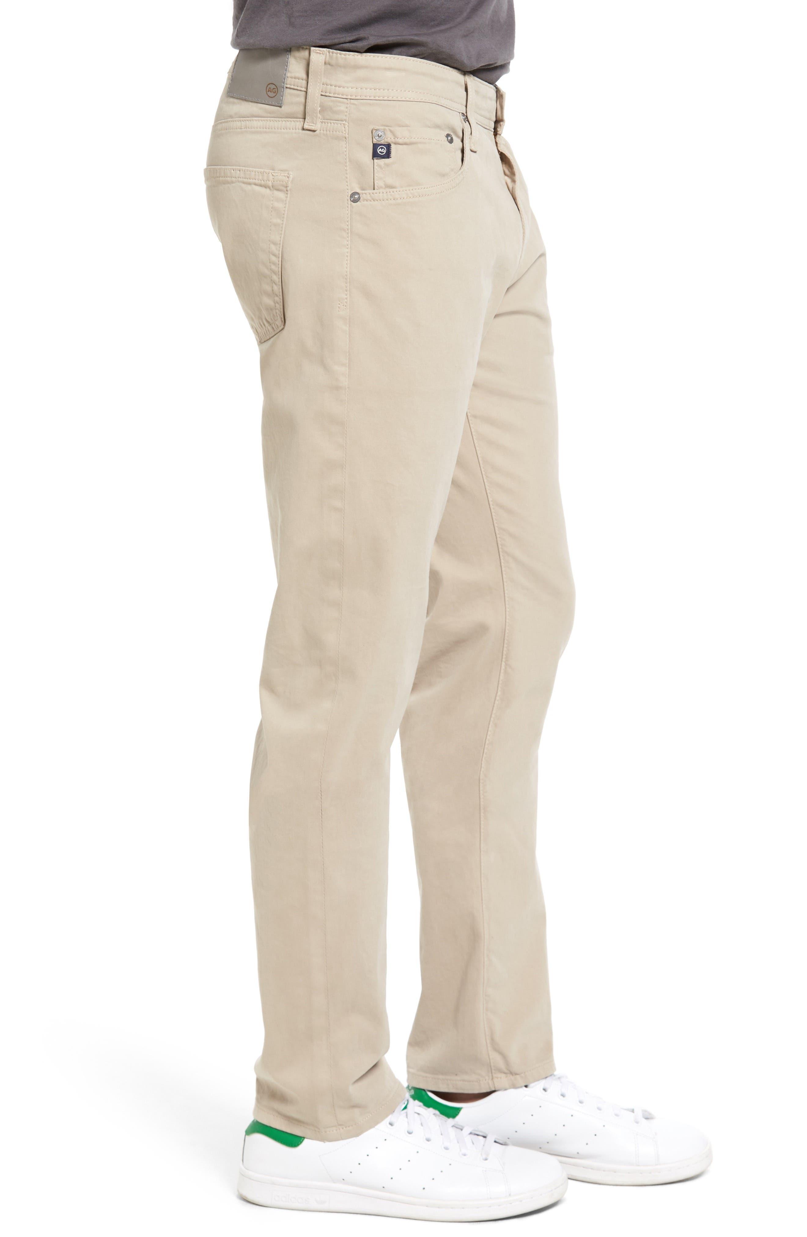 Alternate Image 3  - AG Tellis SUD Modern Slim Stretch Twill Pants