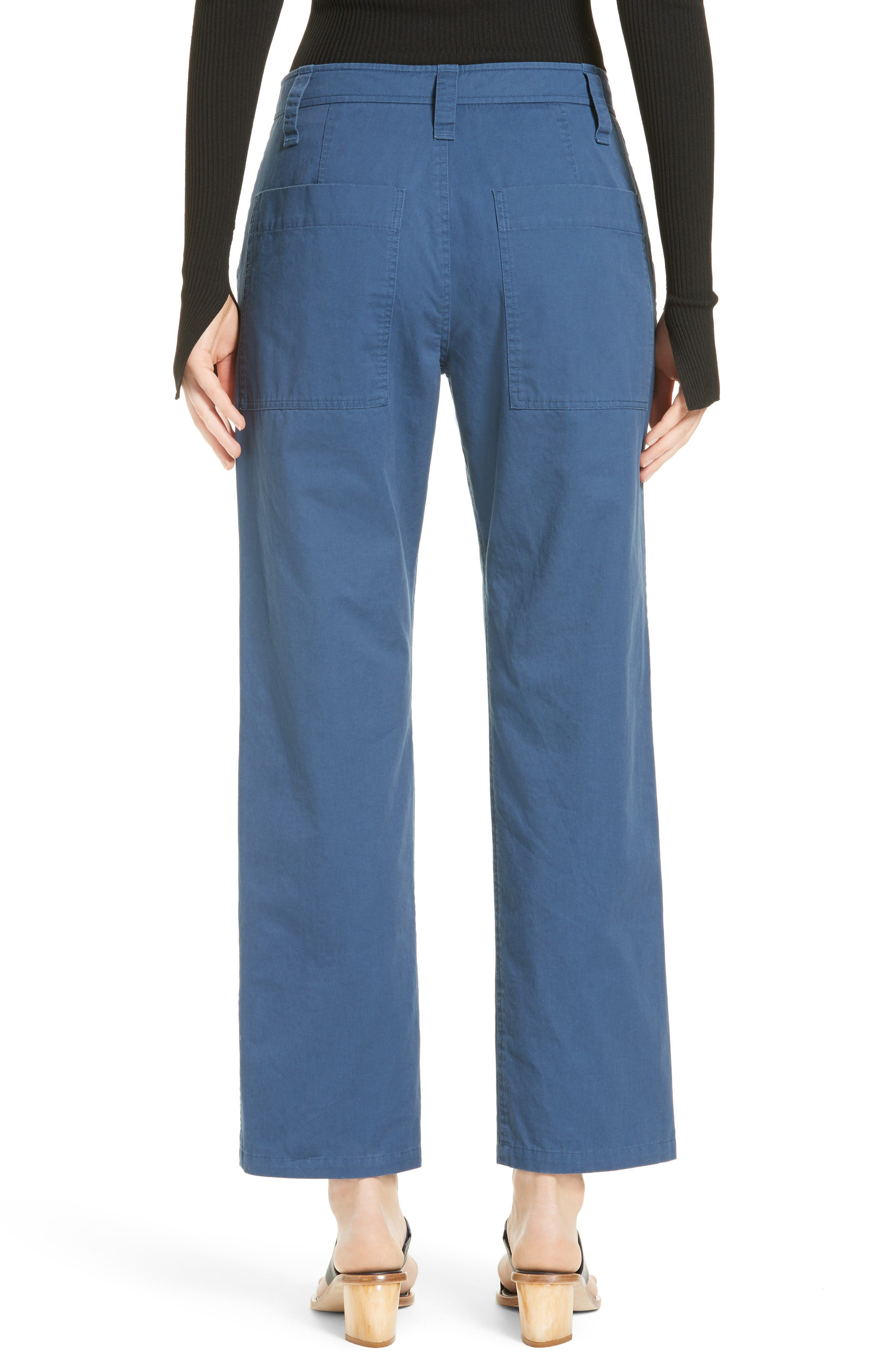 Alternate Image 3  - Tibi Slouchy Enzyme Twill Pants