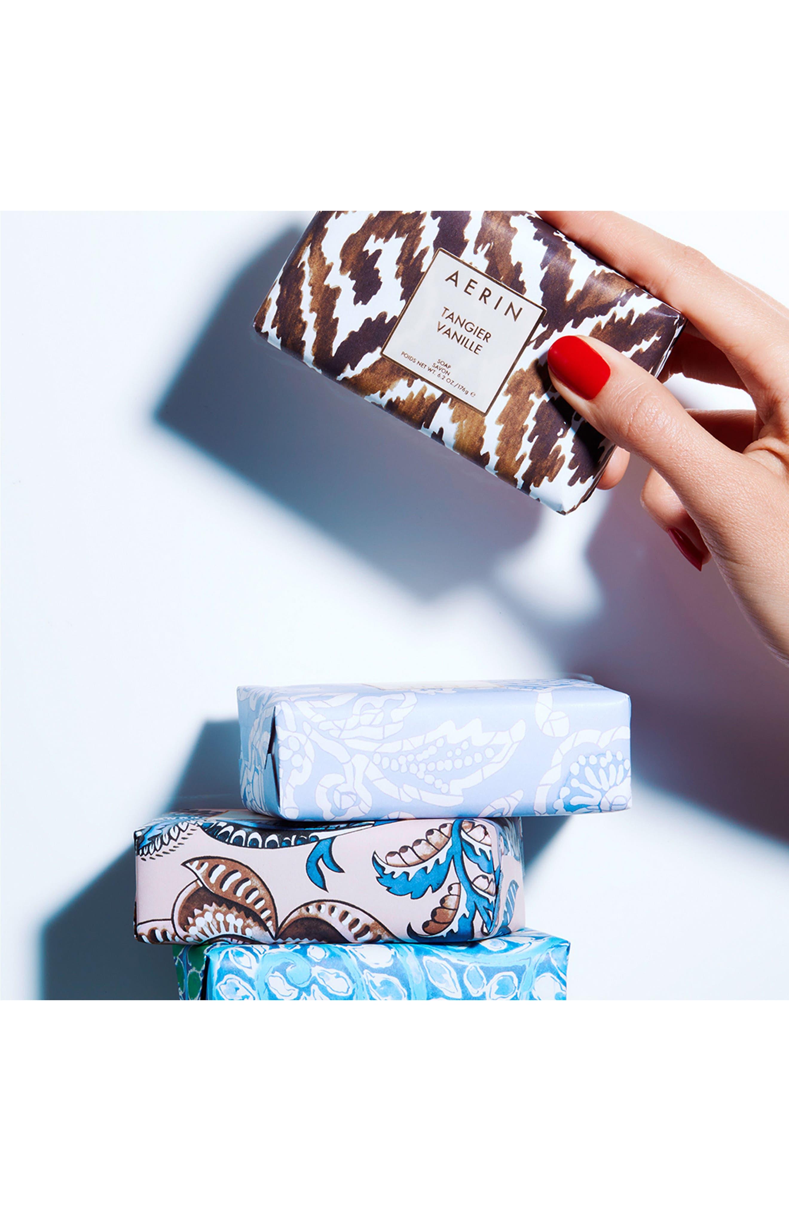 Alternate Image 3  - AERIN Beauty Amber Musk Soap