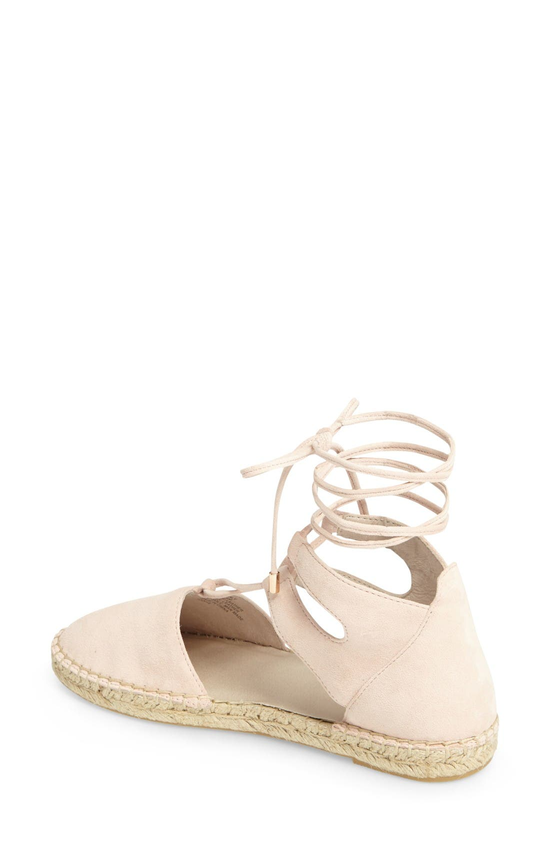 Alternate Image 2  - Kenneth Cole New York Beverly Espadrille Flat (Women)