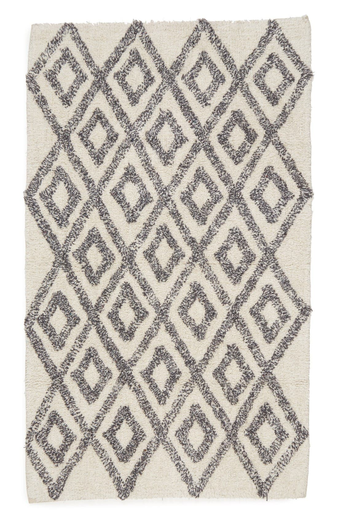 Alternate Image 1 Selected - Levtex Chevron Rug
