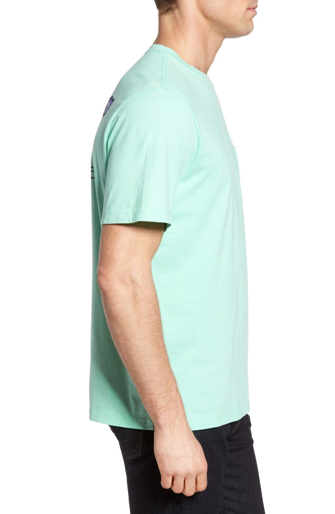 Alternate Image 3  - Vineyard Vines Aquatic Hibiscus T-Shirt