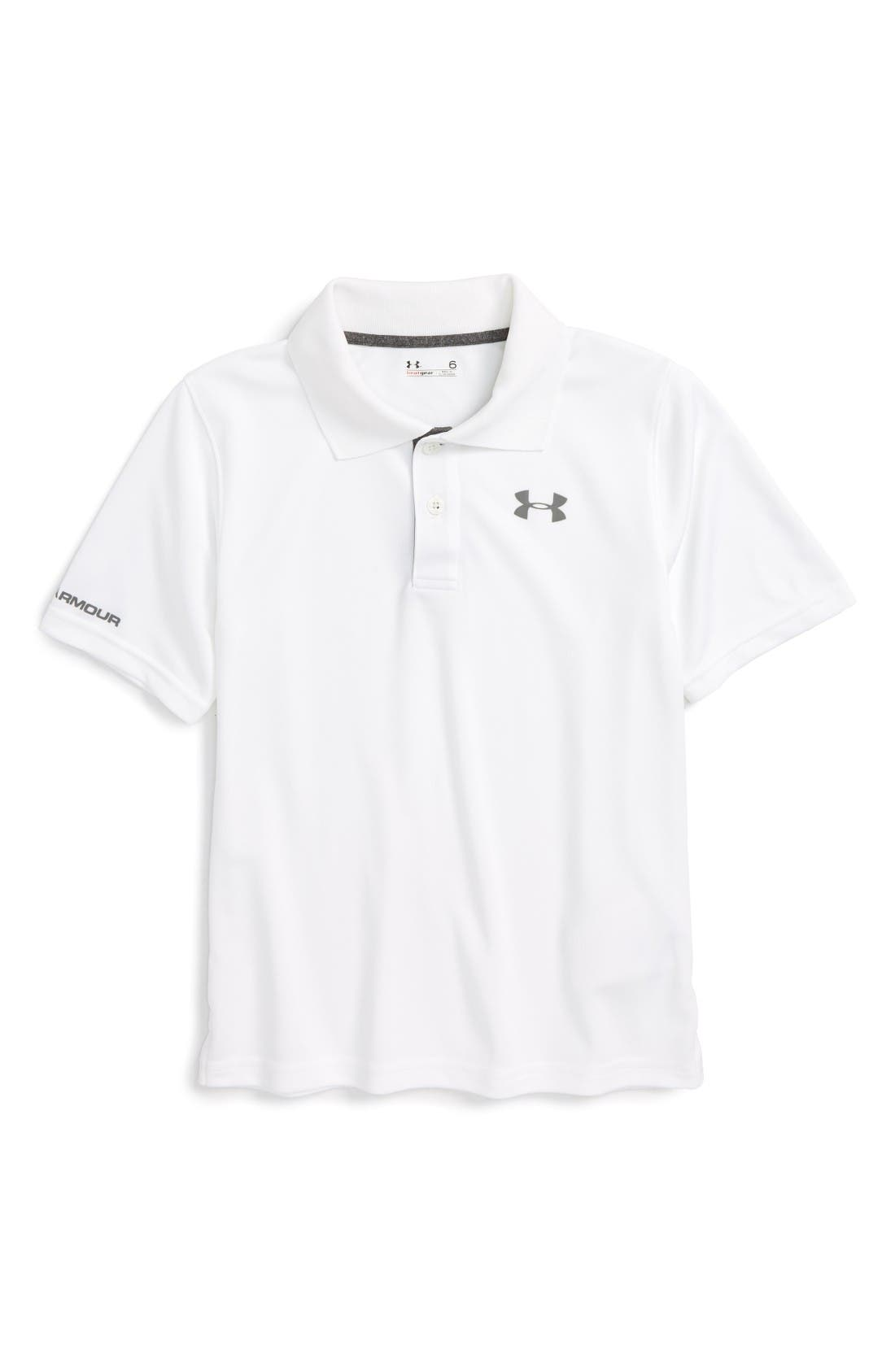 Under Armour Match Play HeatGear® Polo (Toddler Boys & Little Boys)