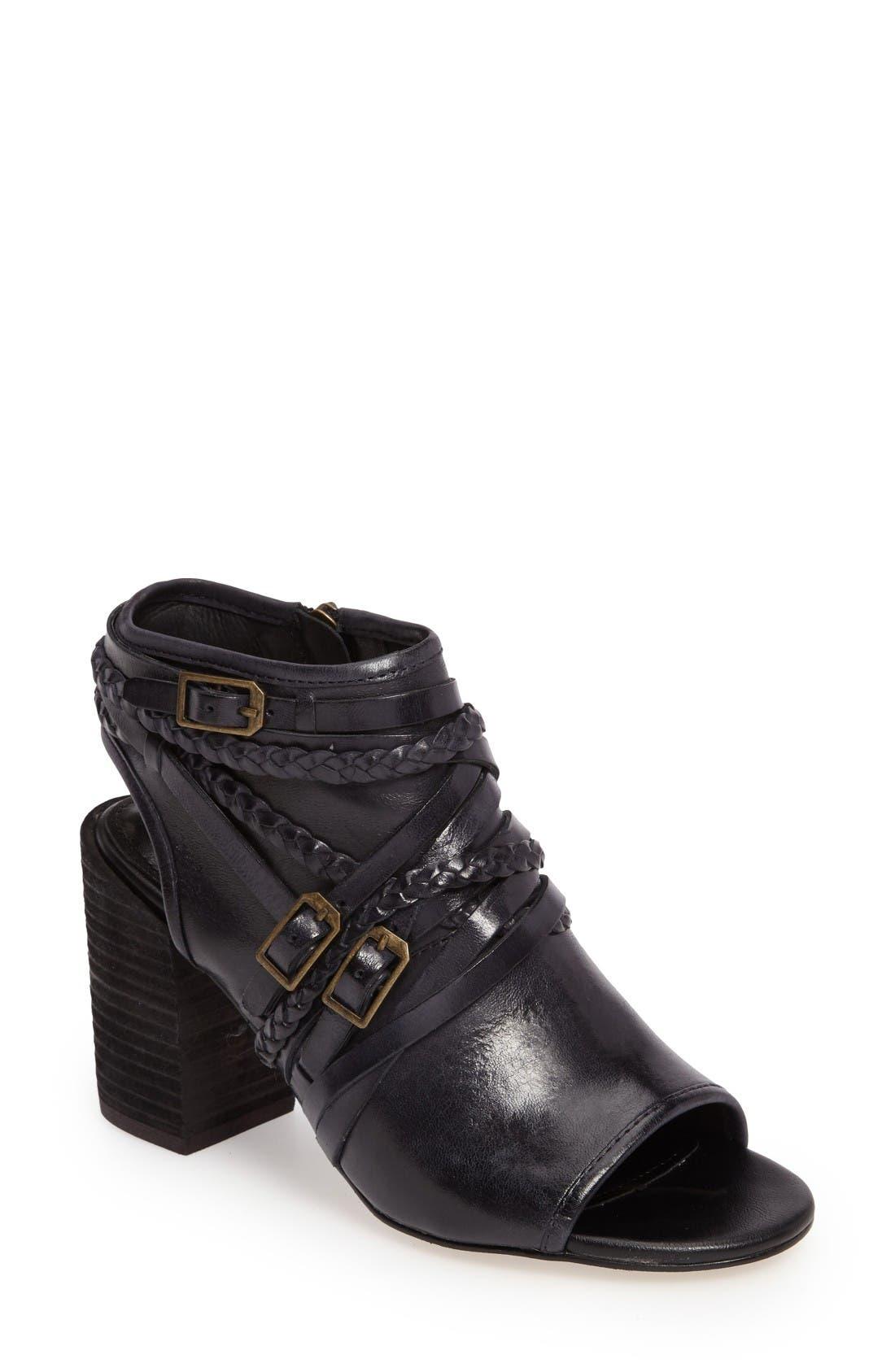 Alternate Image 1 Selected - Isolá Leonora Strappy Block Heel Sandal (Women)
