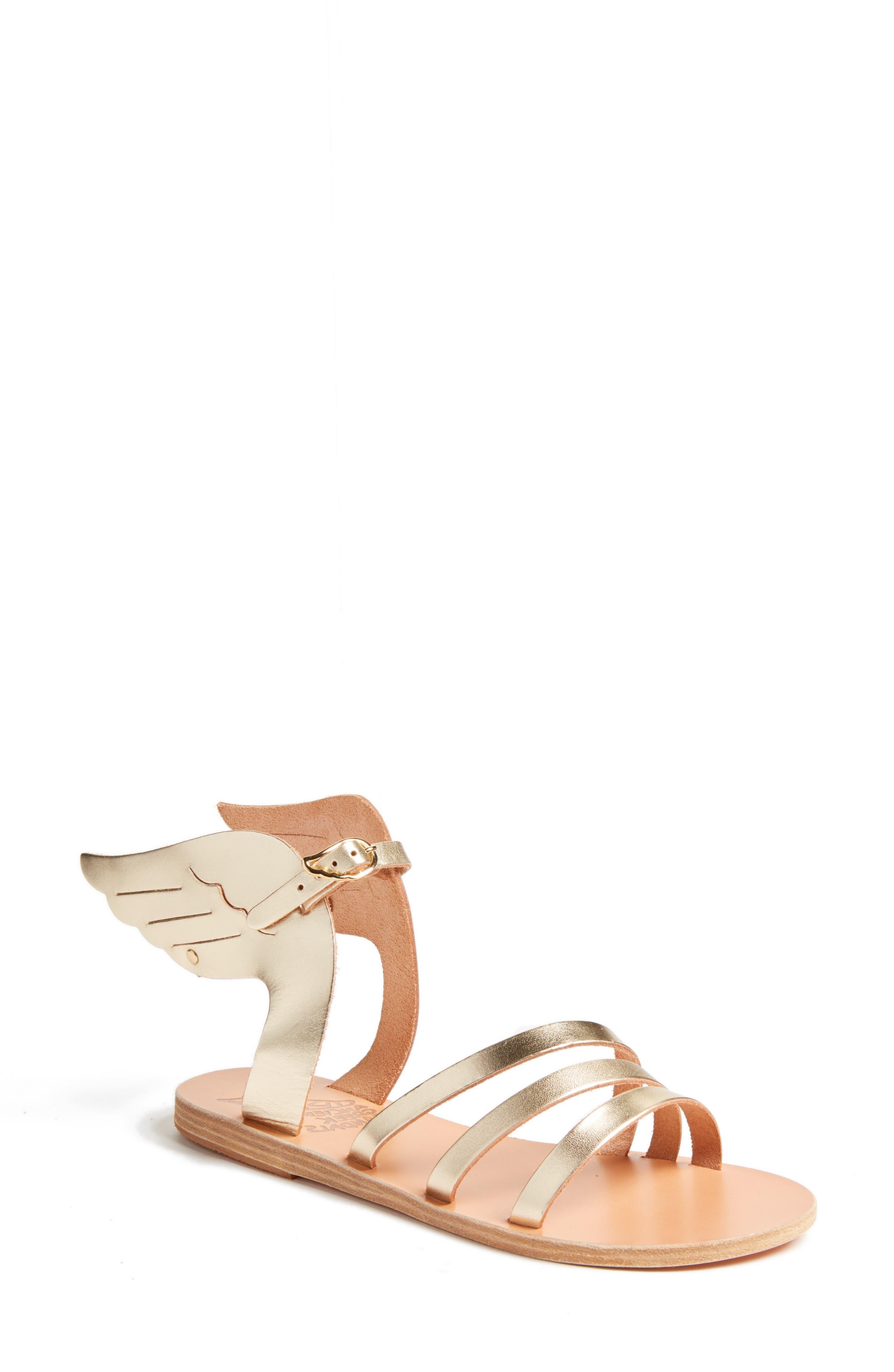 Ancient Greek Sandals Ikaria Sandal (Women)
