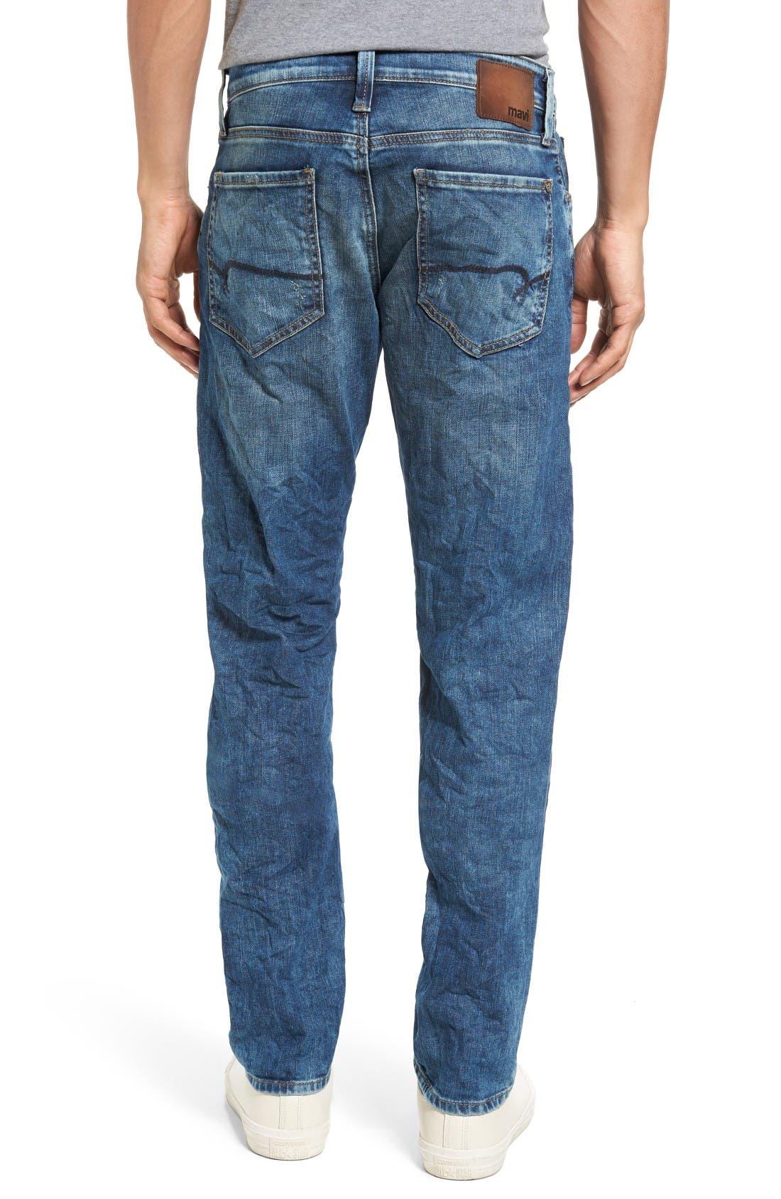Jake Easy Slim Fit Jeans,                             Alternate thumbnail 2, color,                             Random Extreme Vintage