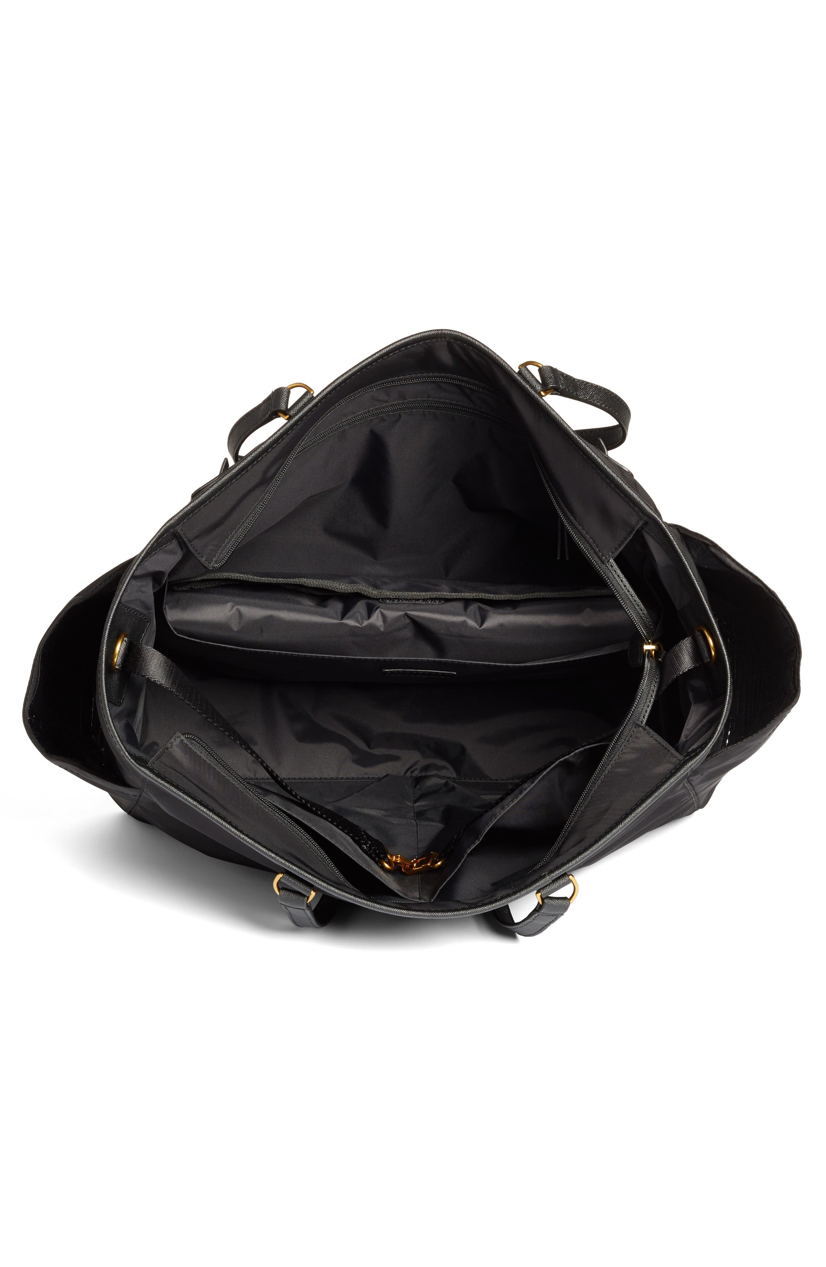 Alternate Image 4  - Tory Burch Scout Nylon Diaper Tote
