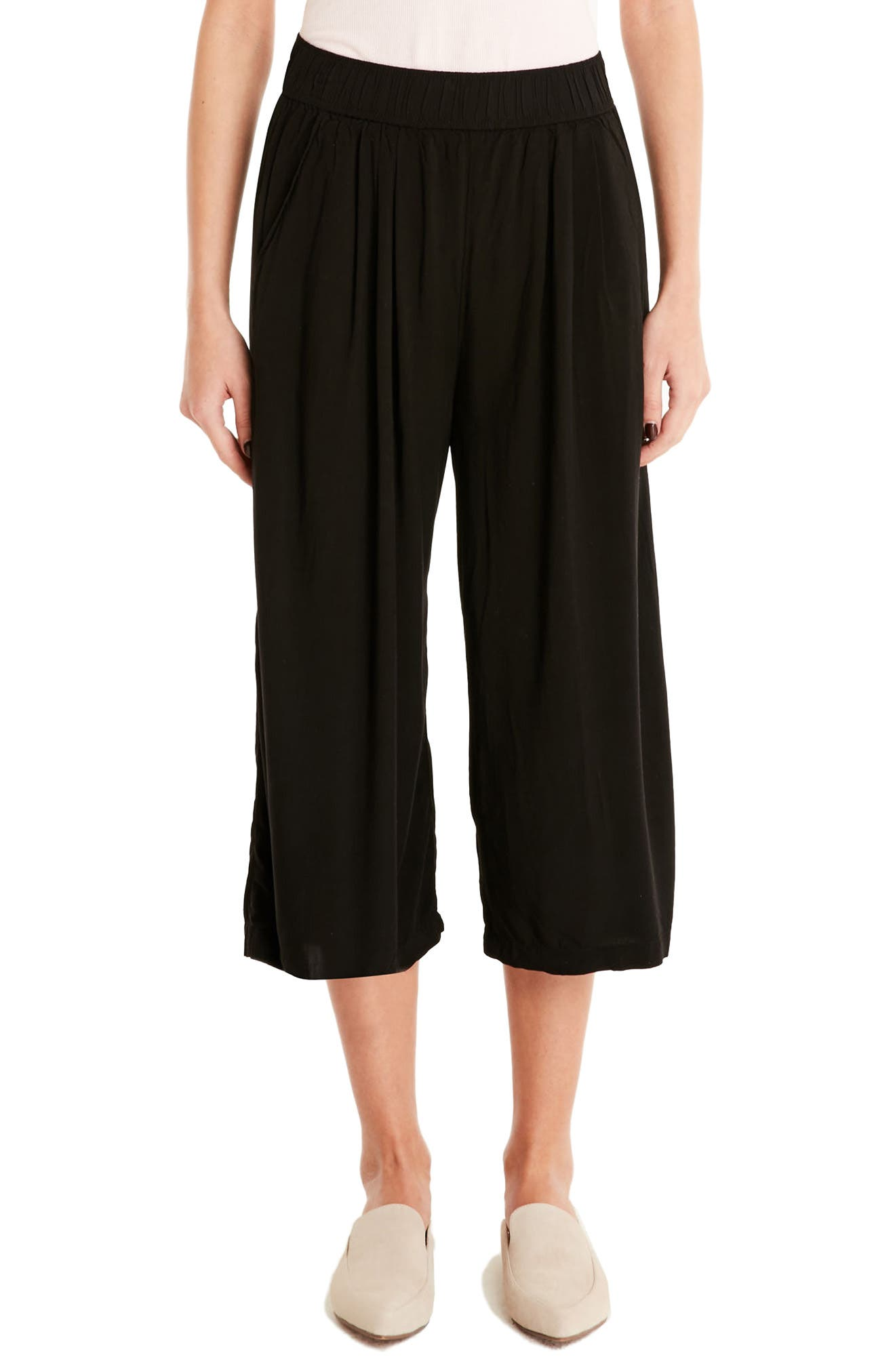 Alternate Image 1 Selected - Michael Stars Culottes