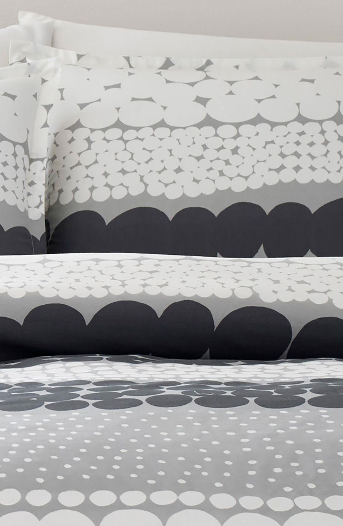 Alternate Image 2  - Marimekko Jurmo Duvet Cover & Sham Set