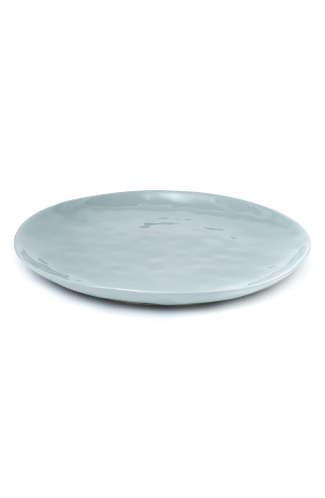 zestt 'Sculptured' Dinner Plates (Set of 4)