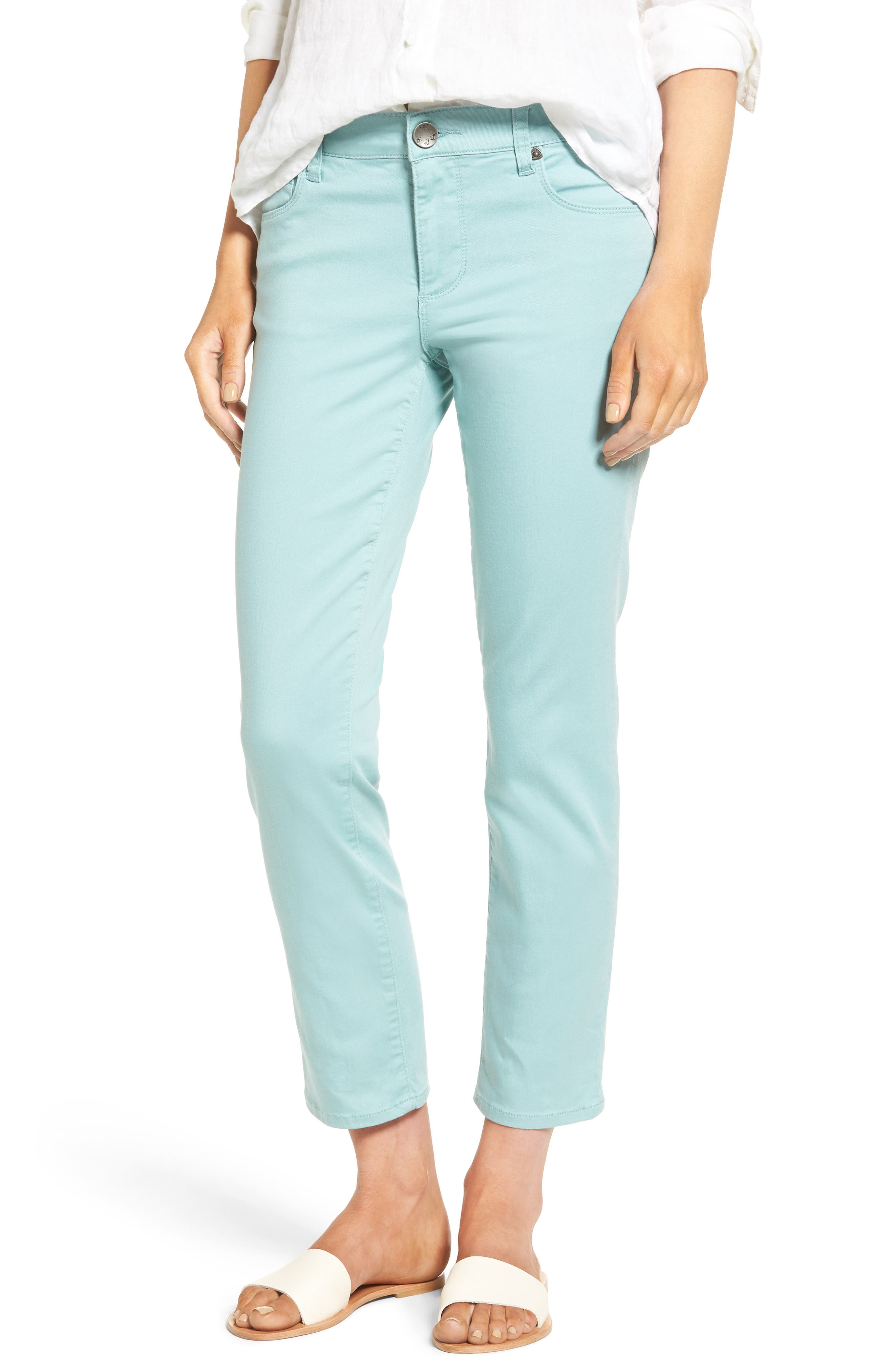 Alternate Image 1 Selected - KUT from the Kloth Reese Colored Ankle Jeans