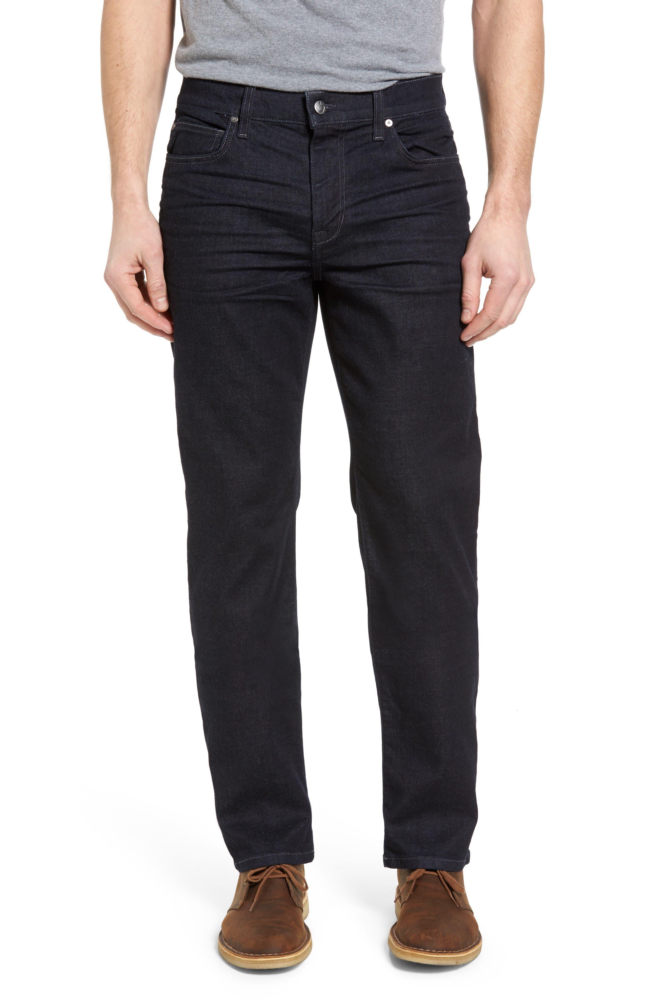 Alternate Image 1 Selected - Joe's Classic Straight Leg Jeans (Nuhollis)