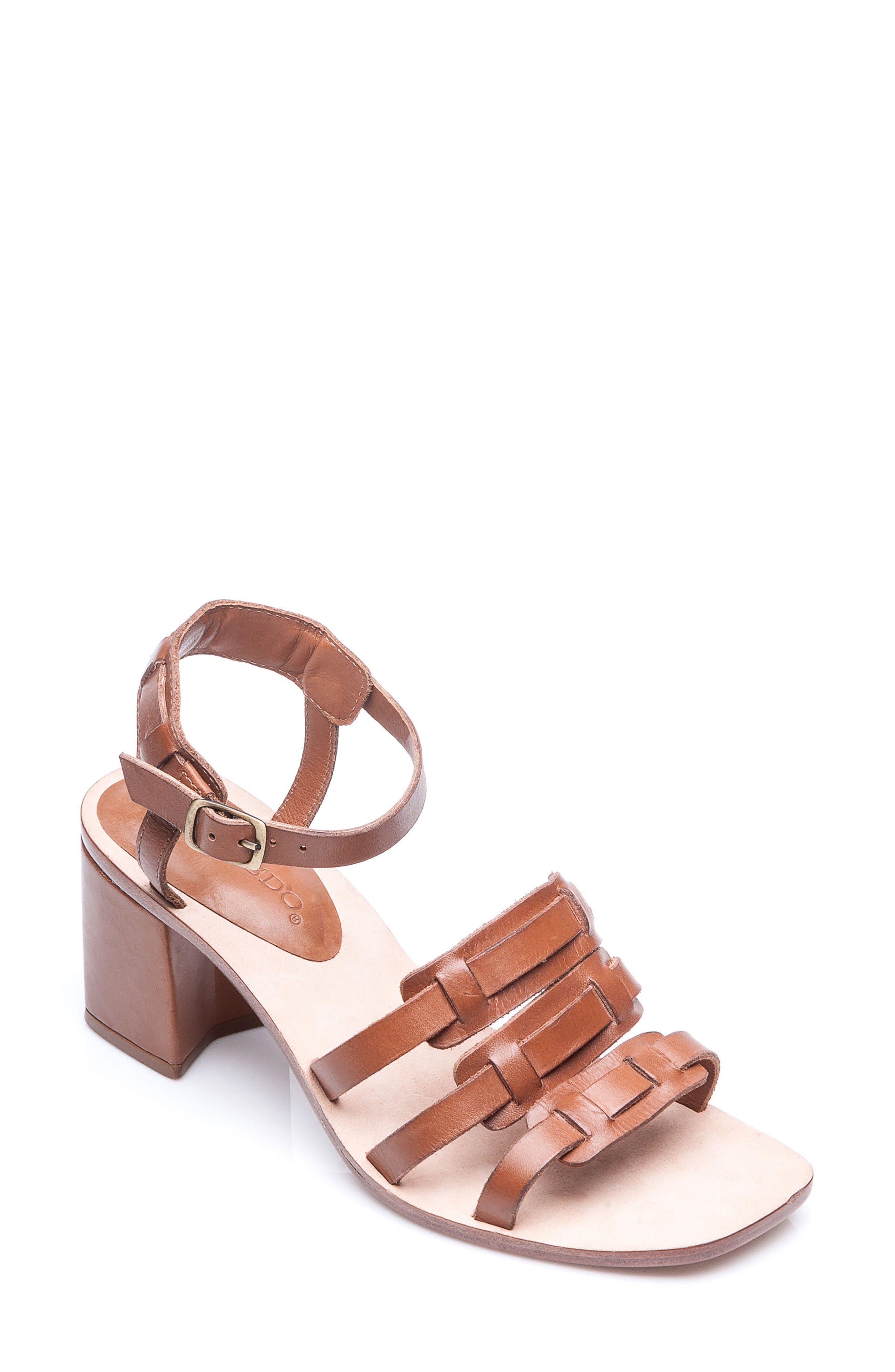 Bernardo Footwear Santina Ankle Strap Sandal (Women)