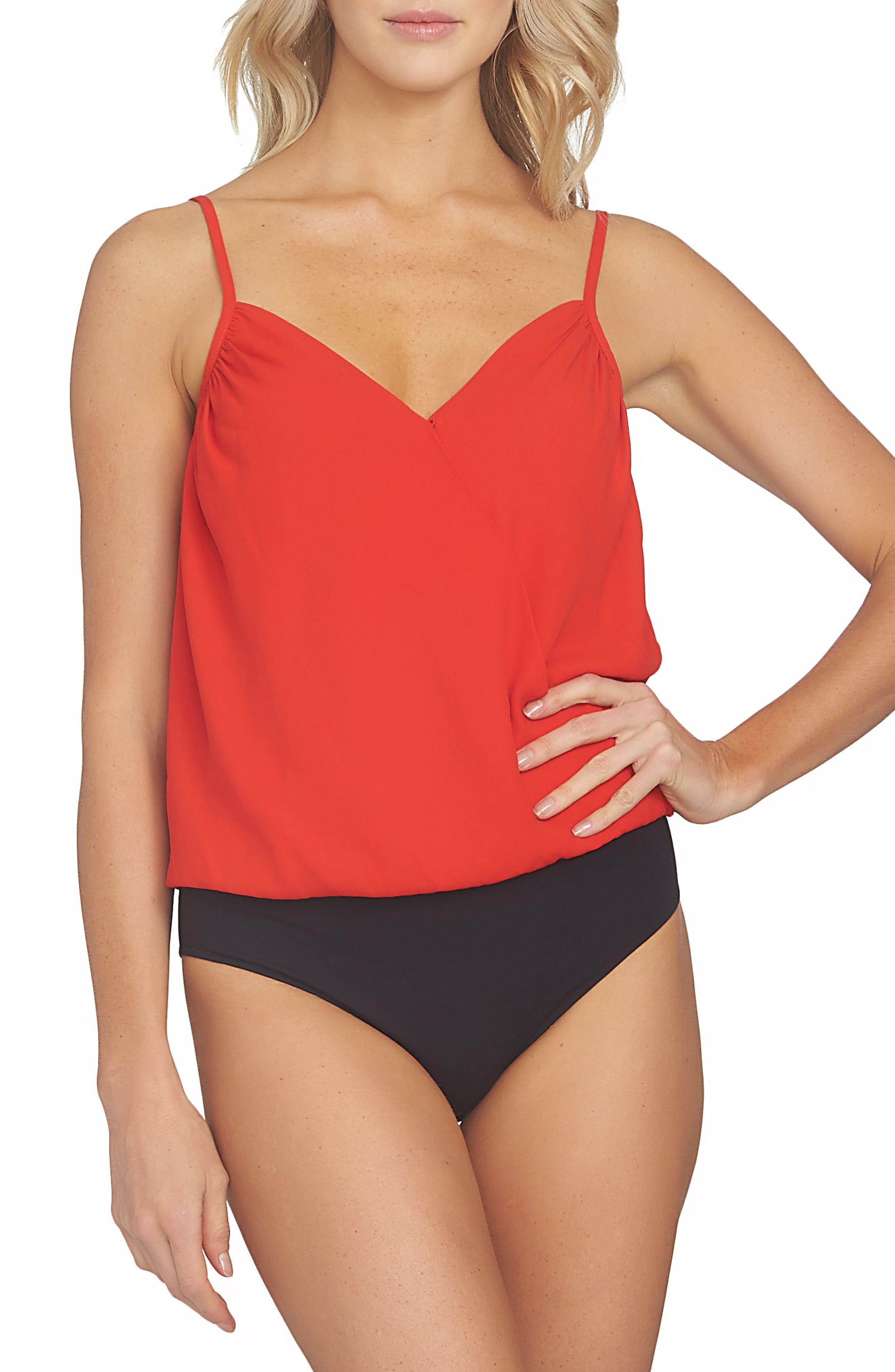 Alternate Image 3  - 1.STATE Blouson Bodysuit