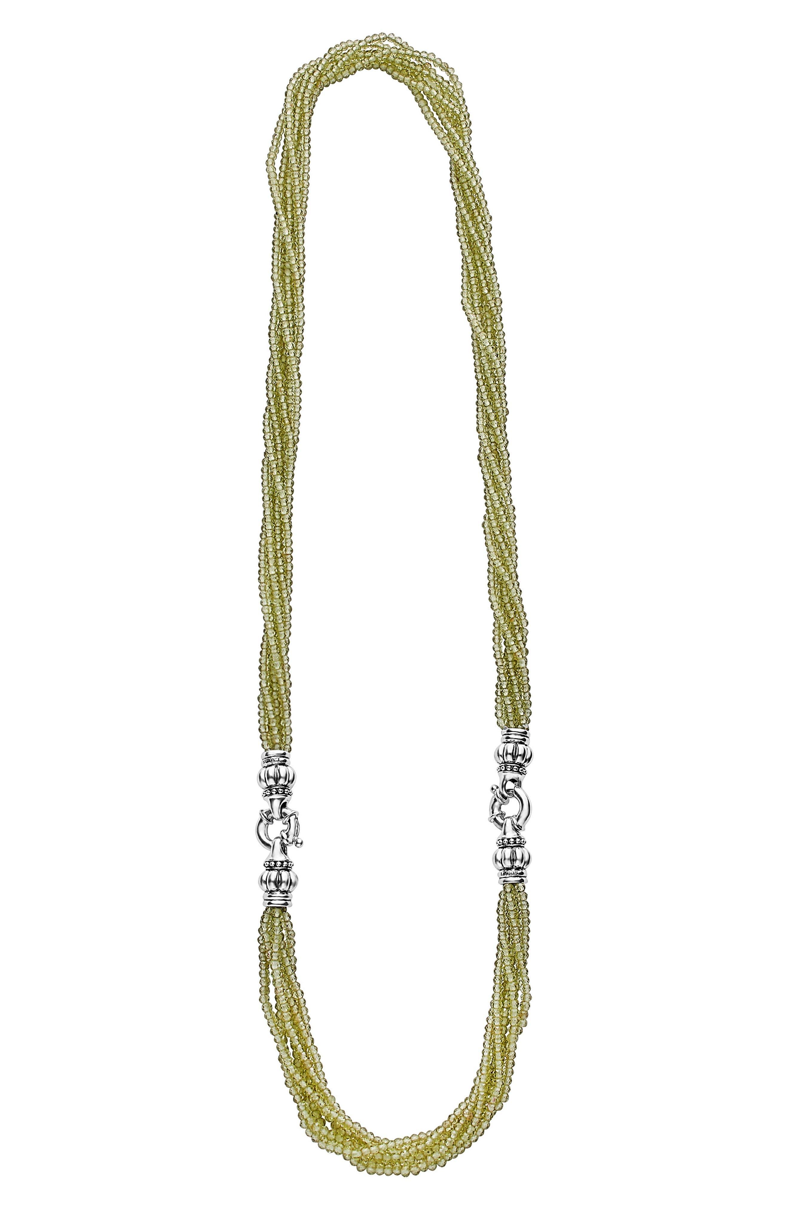 Alternate Image 2  - LAGOS Caviar Icon Bead Convertible Bracelet & Necklace