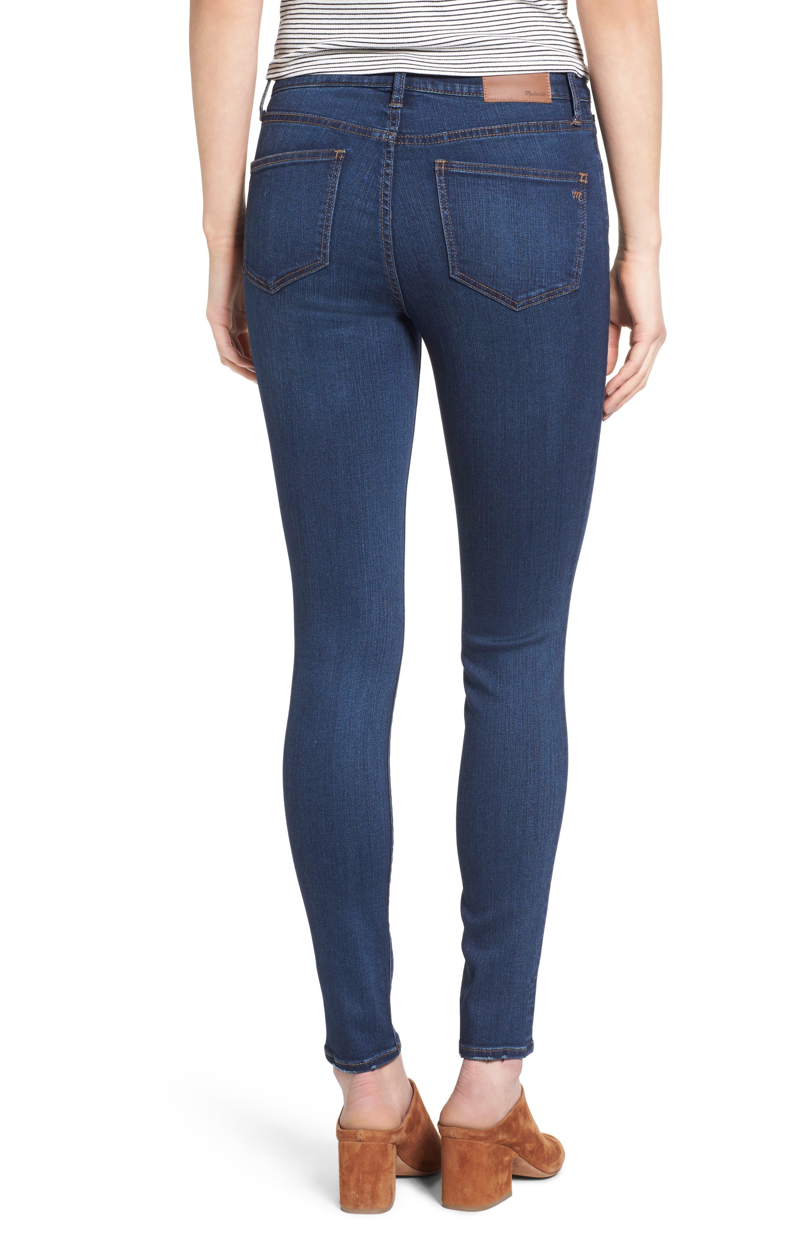 Alternate Image 2  - Madewell Roadtripper Jeans (Darryl Wash)