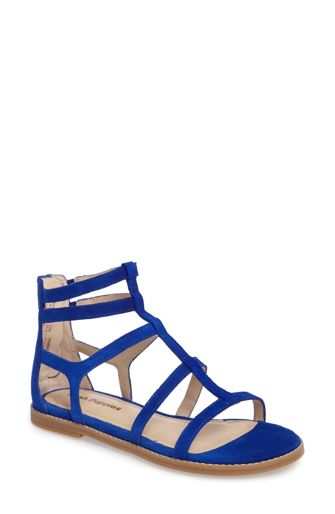 HUSH PUPPIES<SUP>®</SUP> Abney Chrissie Cage Sandal