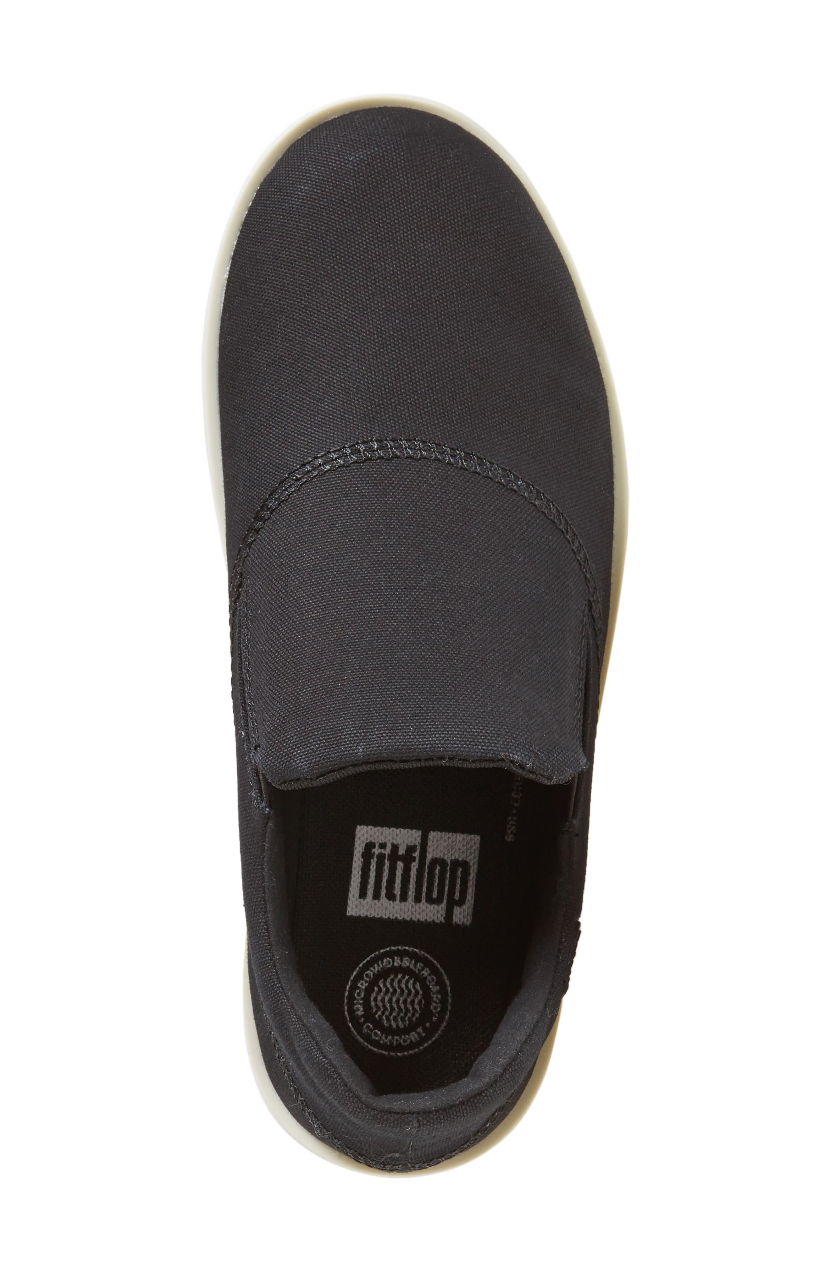 Alternate Image 3  - FitFlop Loaff Slip-On Sneaker