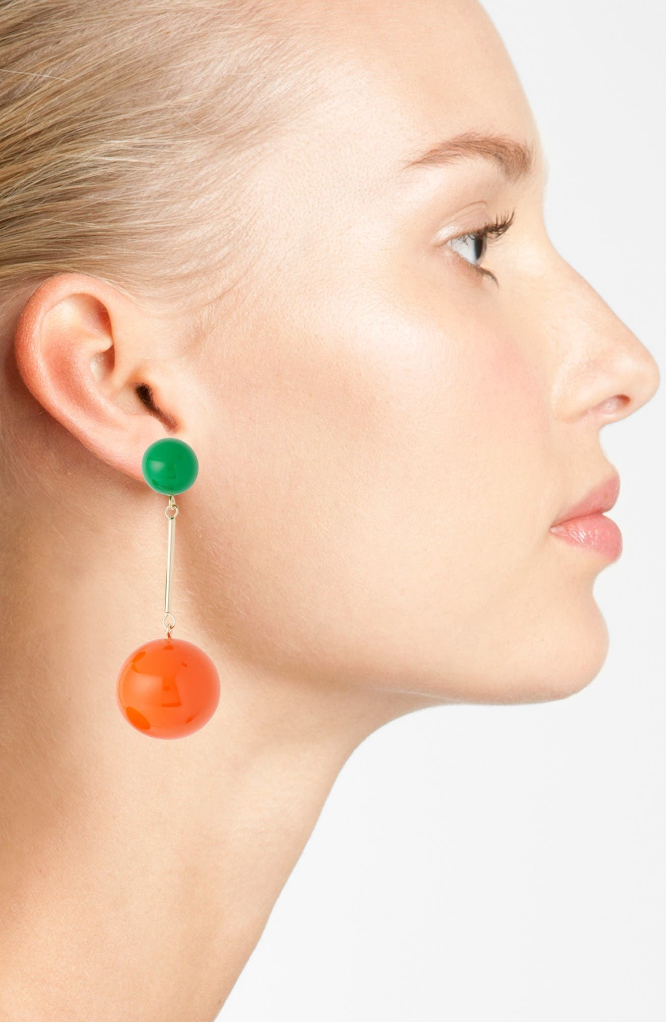 Alternate Image 2  - J.W.ANDERSON Sphere Drop Earrings