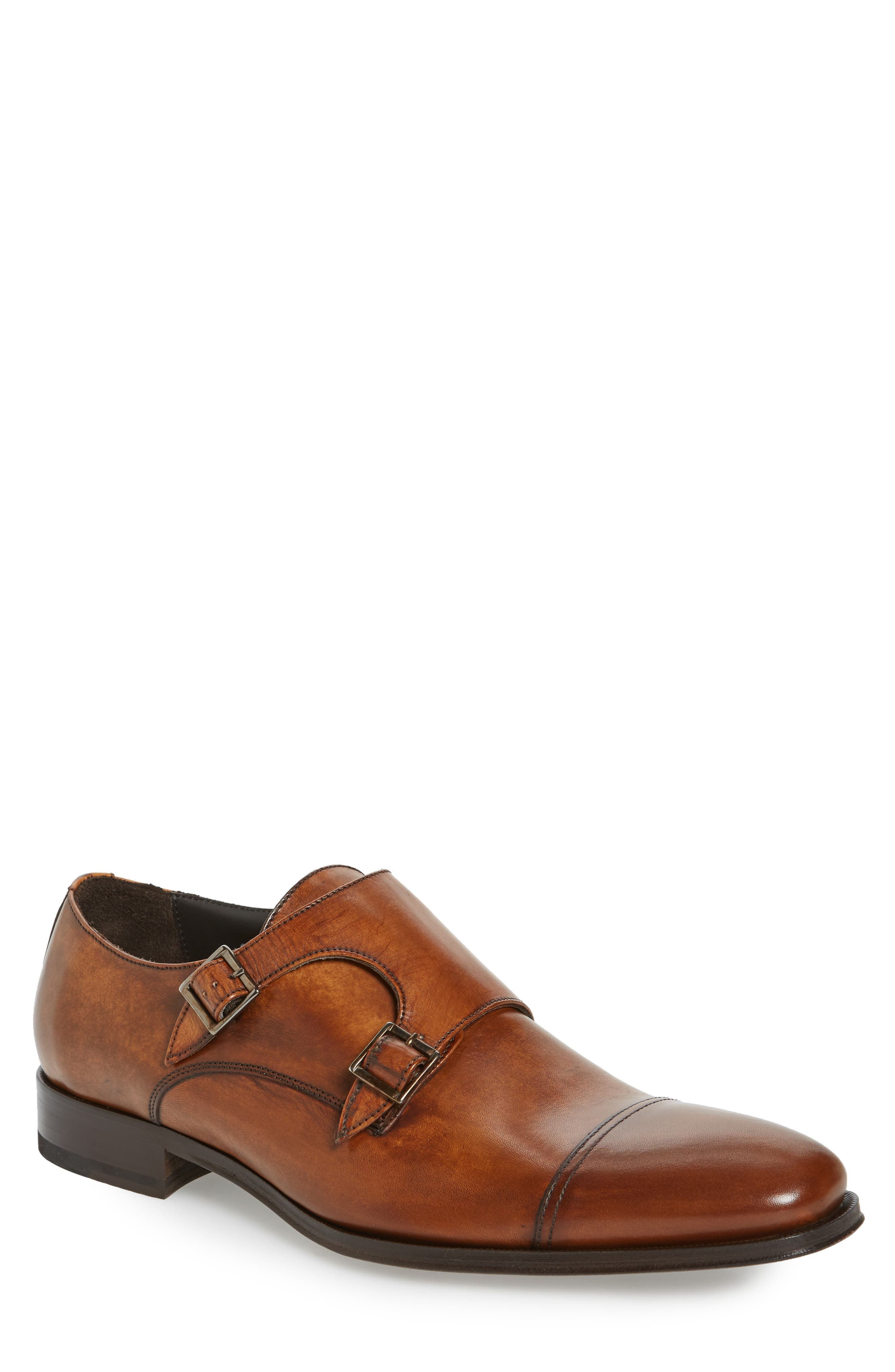 Alternate Image 1 Selected - To Boot New York 'Grant' Double Monk Shoe
