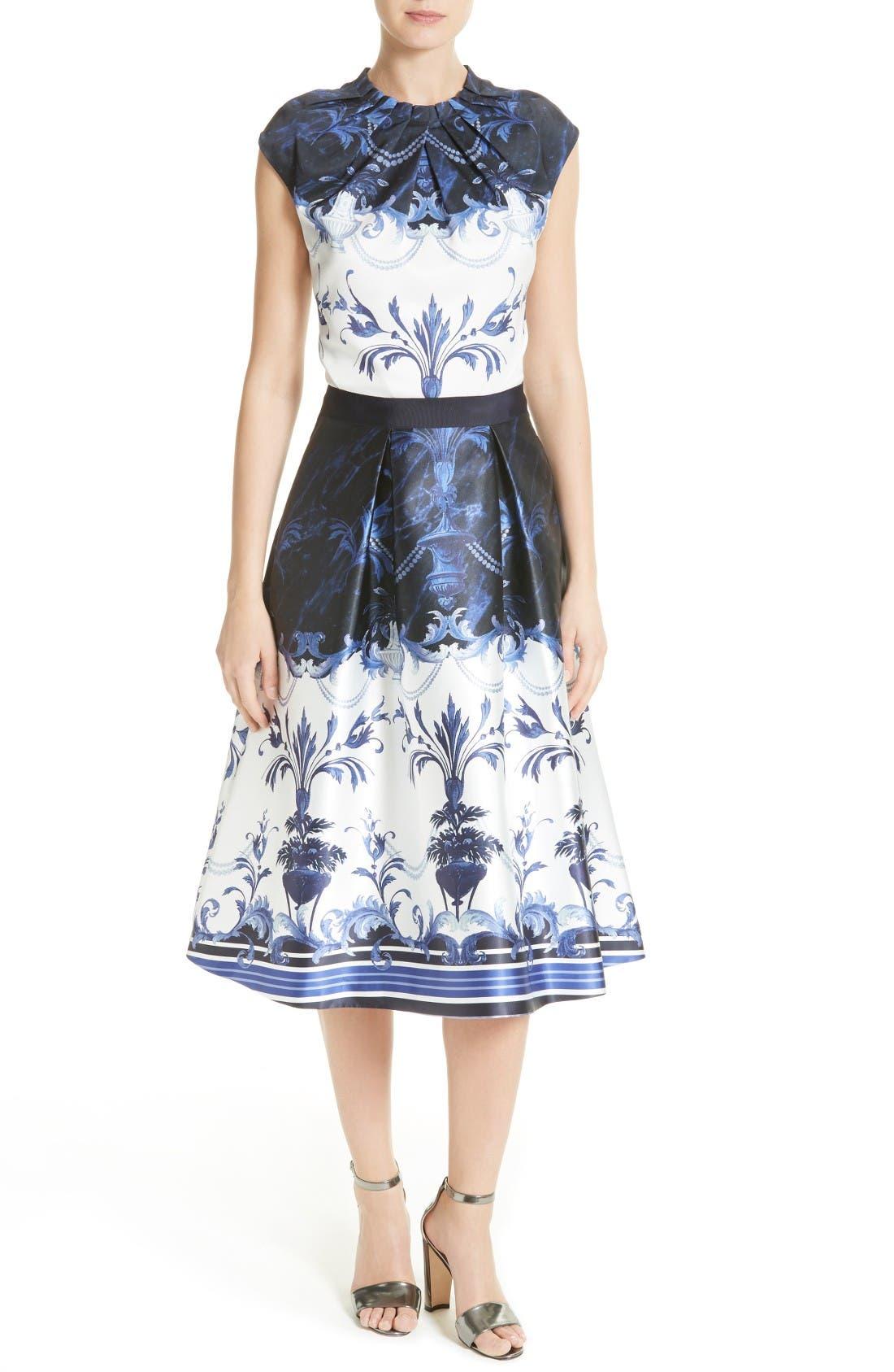 Alternate Image 2  - Ted Baker London Hunah Full Skirt