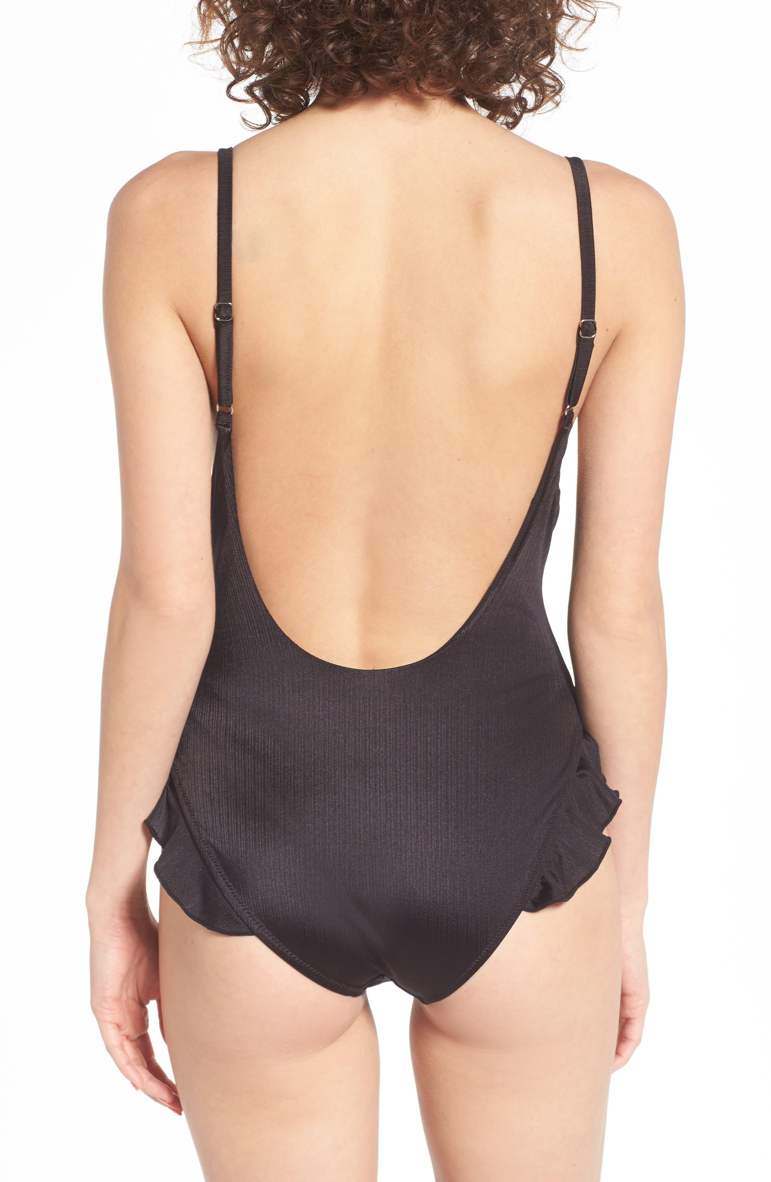 Alternate Image 3  - Lira Clothing Faith One-Piece Swimsuit