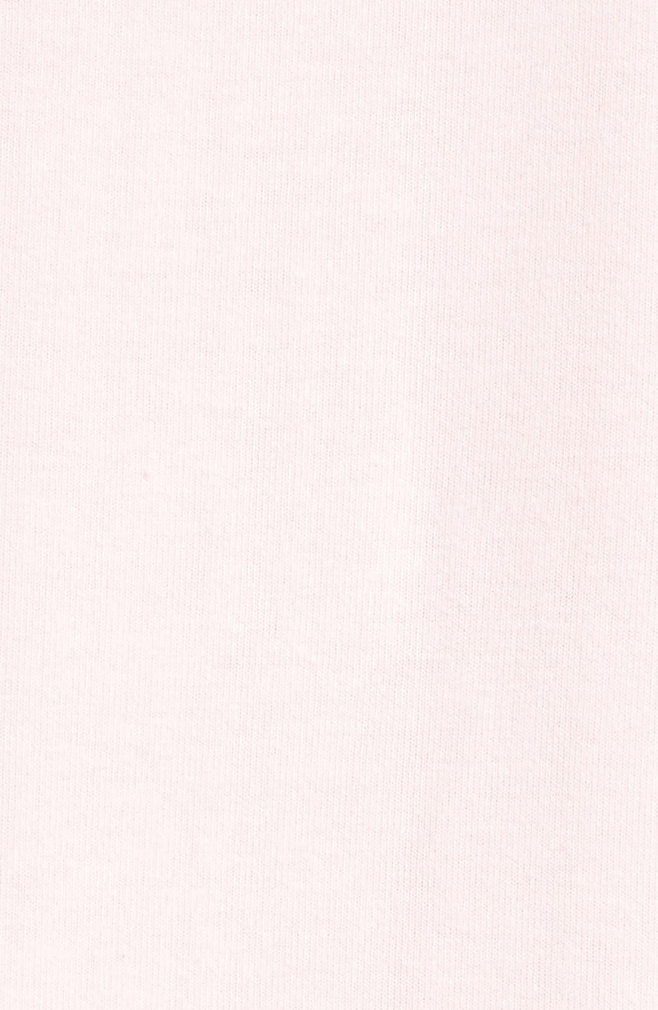 Alternate Image 5  - PJ Salvage Rosé All Day Sweatshirt