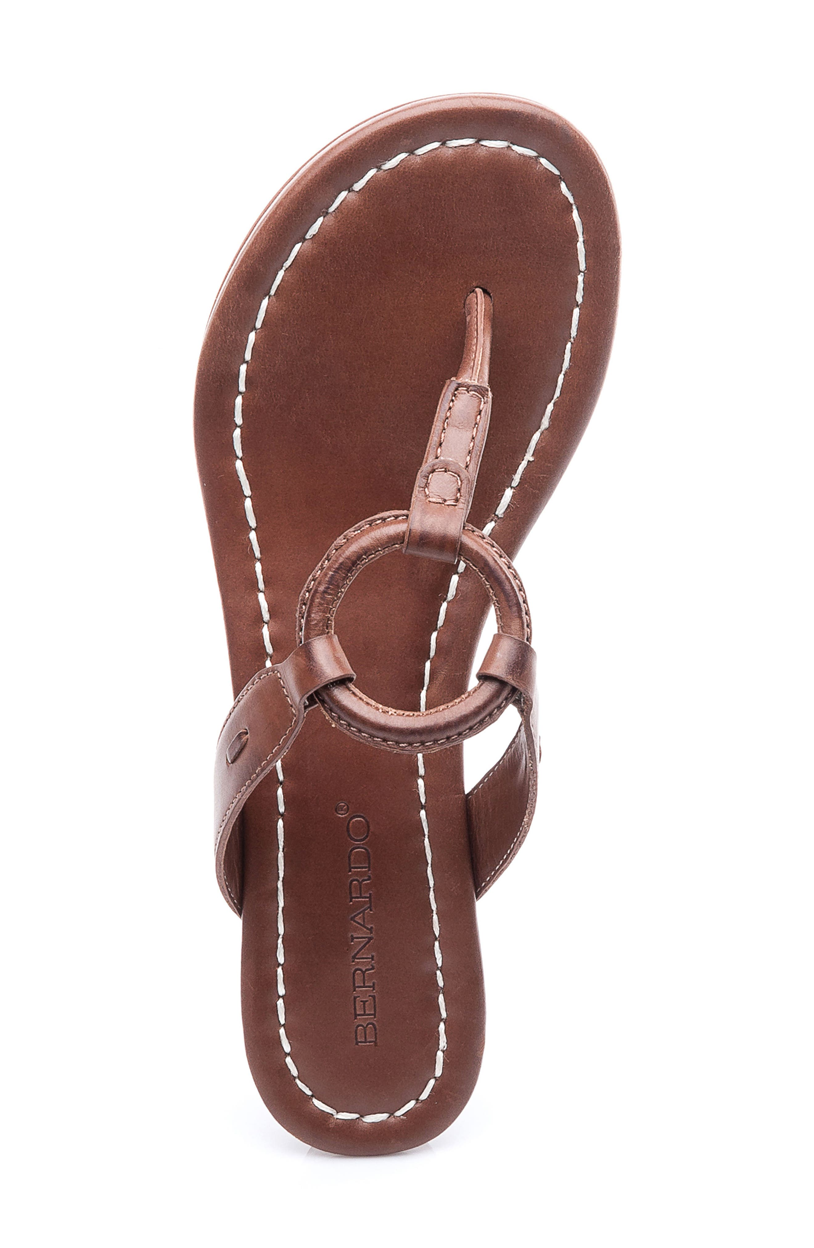 Alternate Image 3  - Bernardo Matrix Wedge Sandal