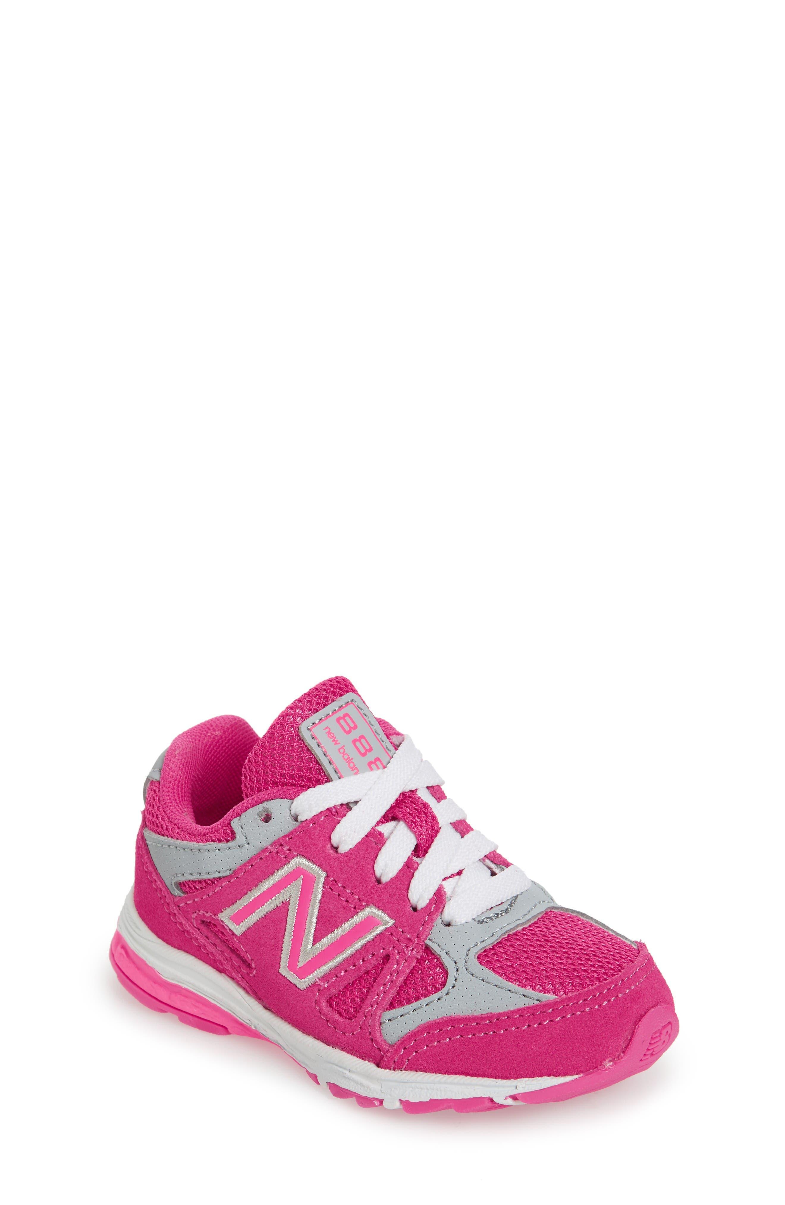 Alternate Image 1 Selected - New Balance 888 Sneaker (Baby, Walker, Toddler, Little Kid & Big Kid)