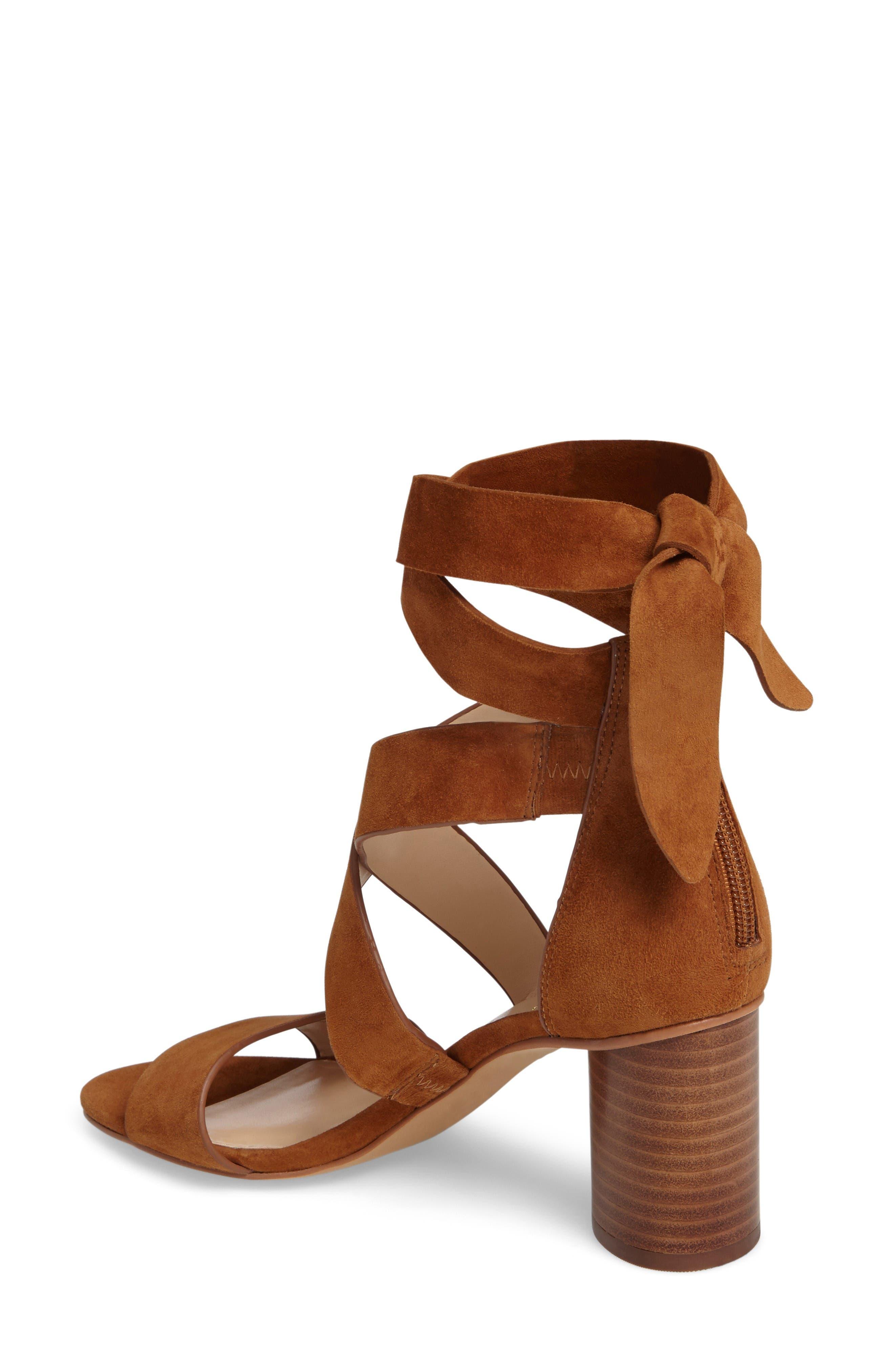 Alternate Image 2  - Vince Camuto Jeneve Block Heel Sandal (Women)