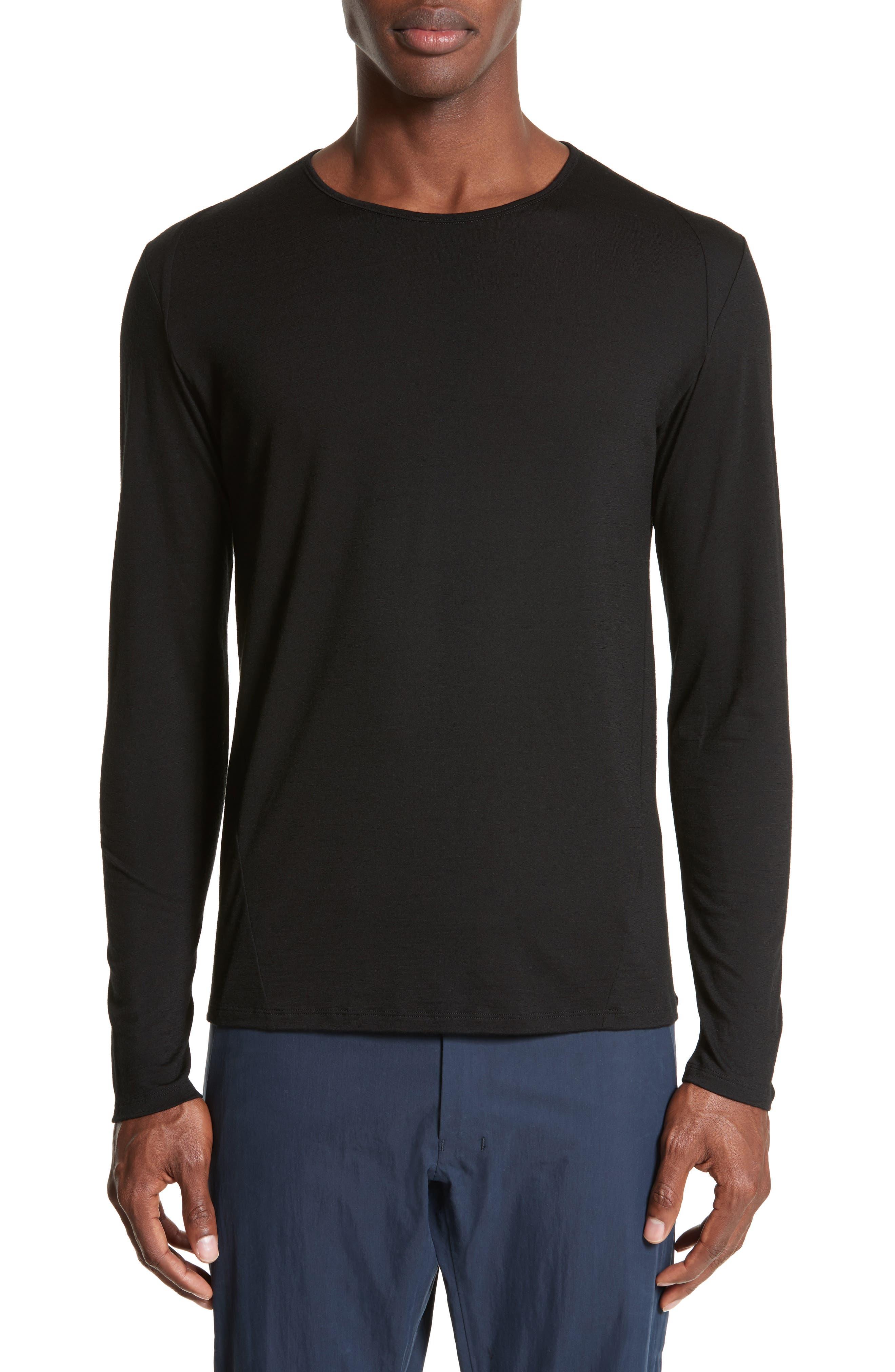 Alternate Image 1 Selected - Arc'teryx Veilance Frame Merino Wool T-Shirt