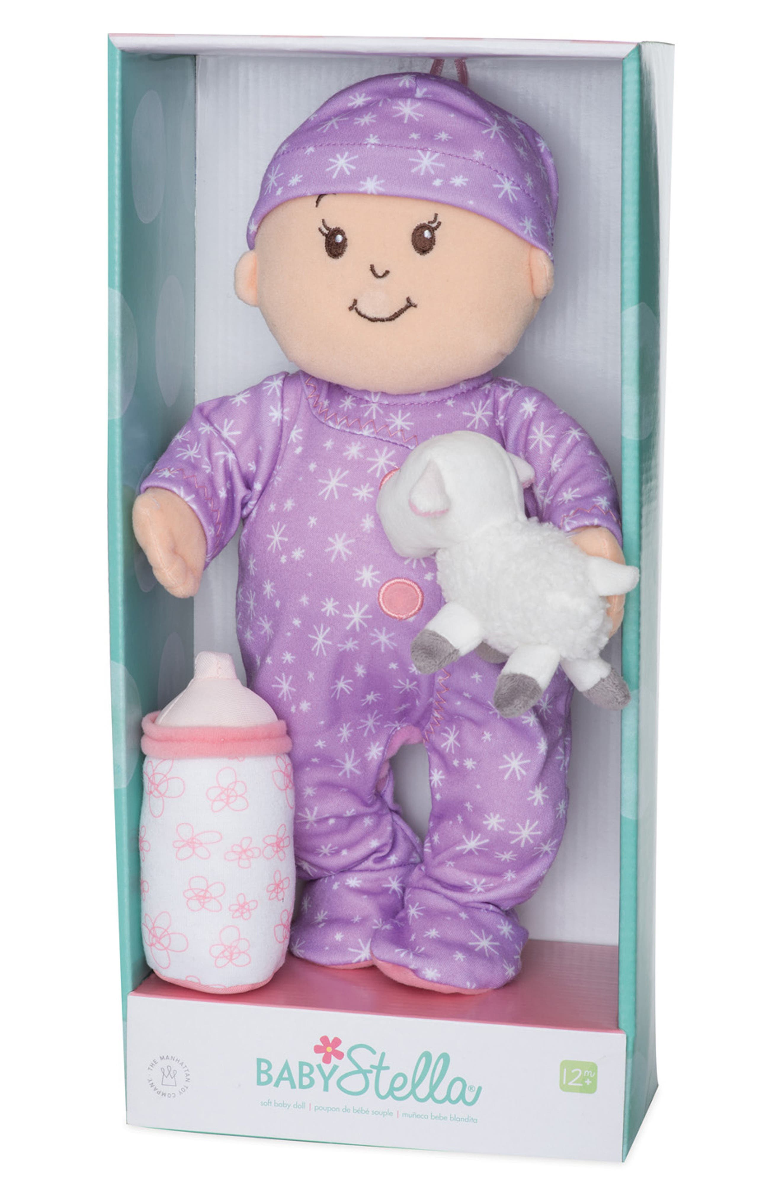 Baby Stella - Sweet Dreams Doll Toy,                             Alternate thumbnail 3, color,                             Purple