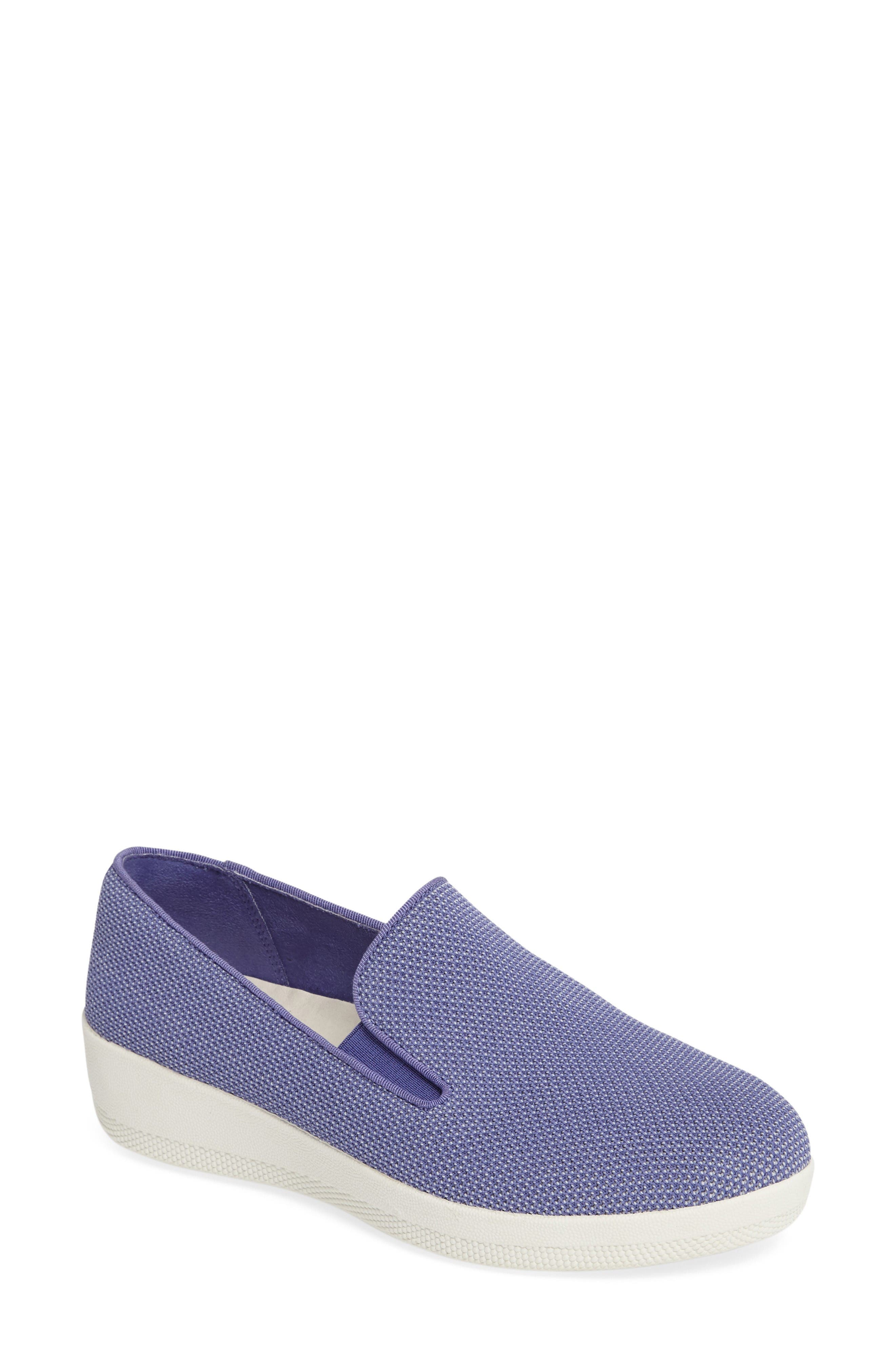 FitFlop™ Superskate Knit Loafer (Women)