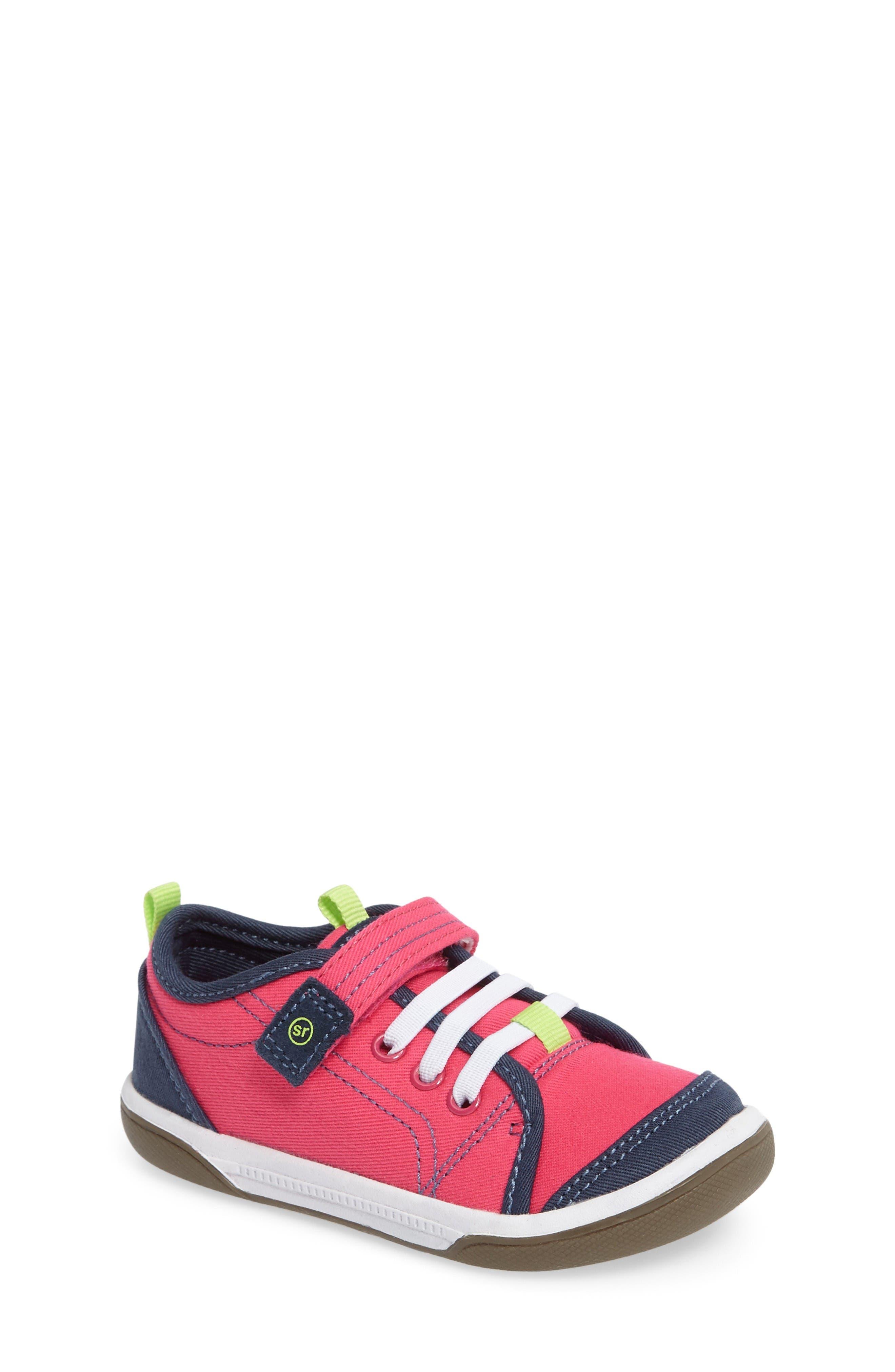 Stride Rite Dakota Sneaker (Baby, Walker & Toddler)