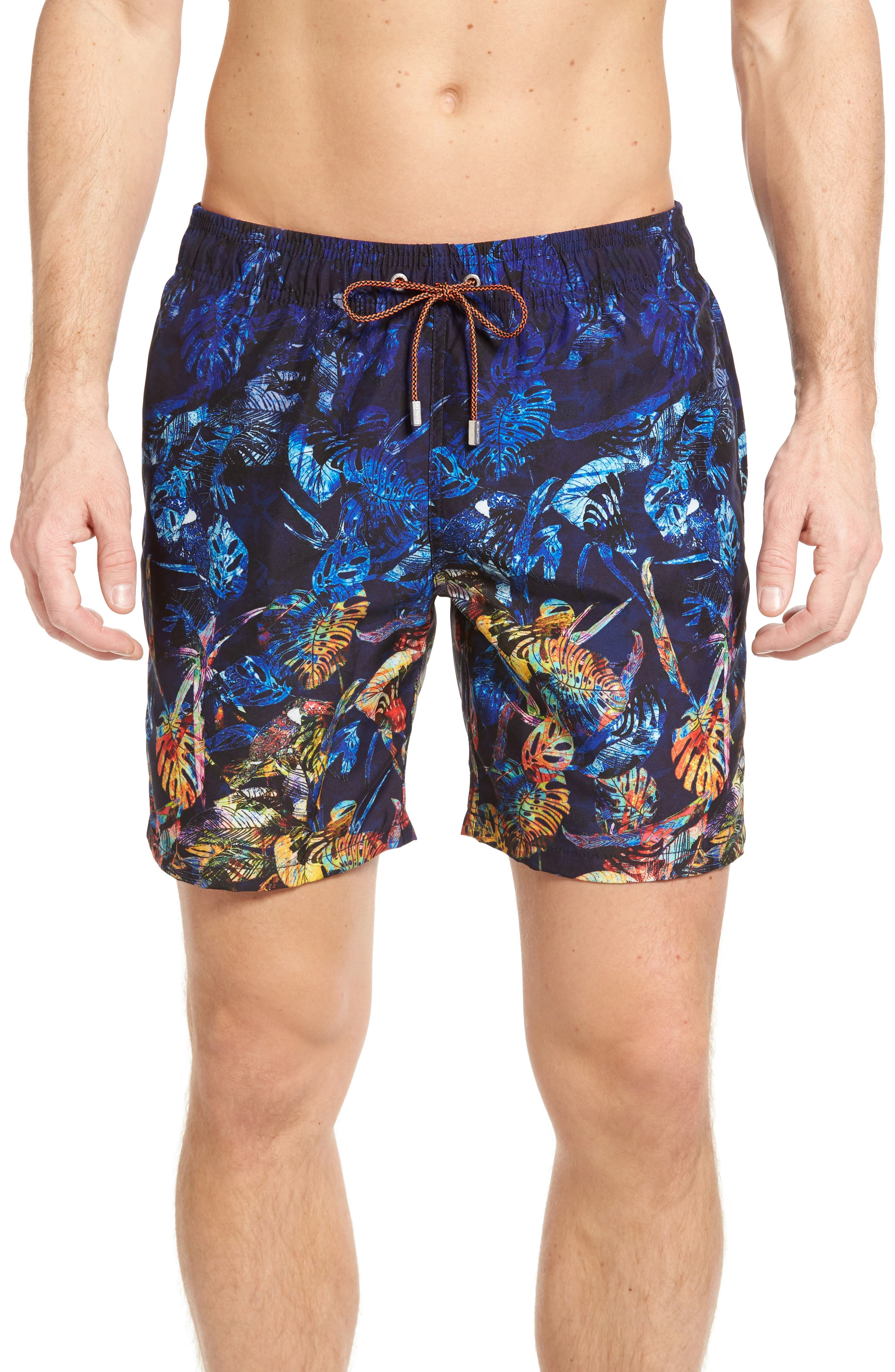 Bugatchi Swim Trunks