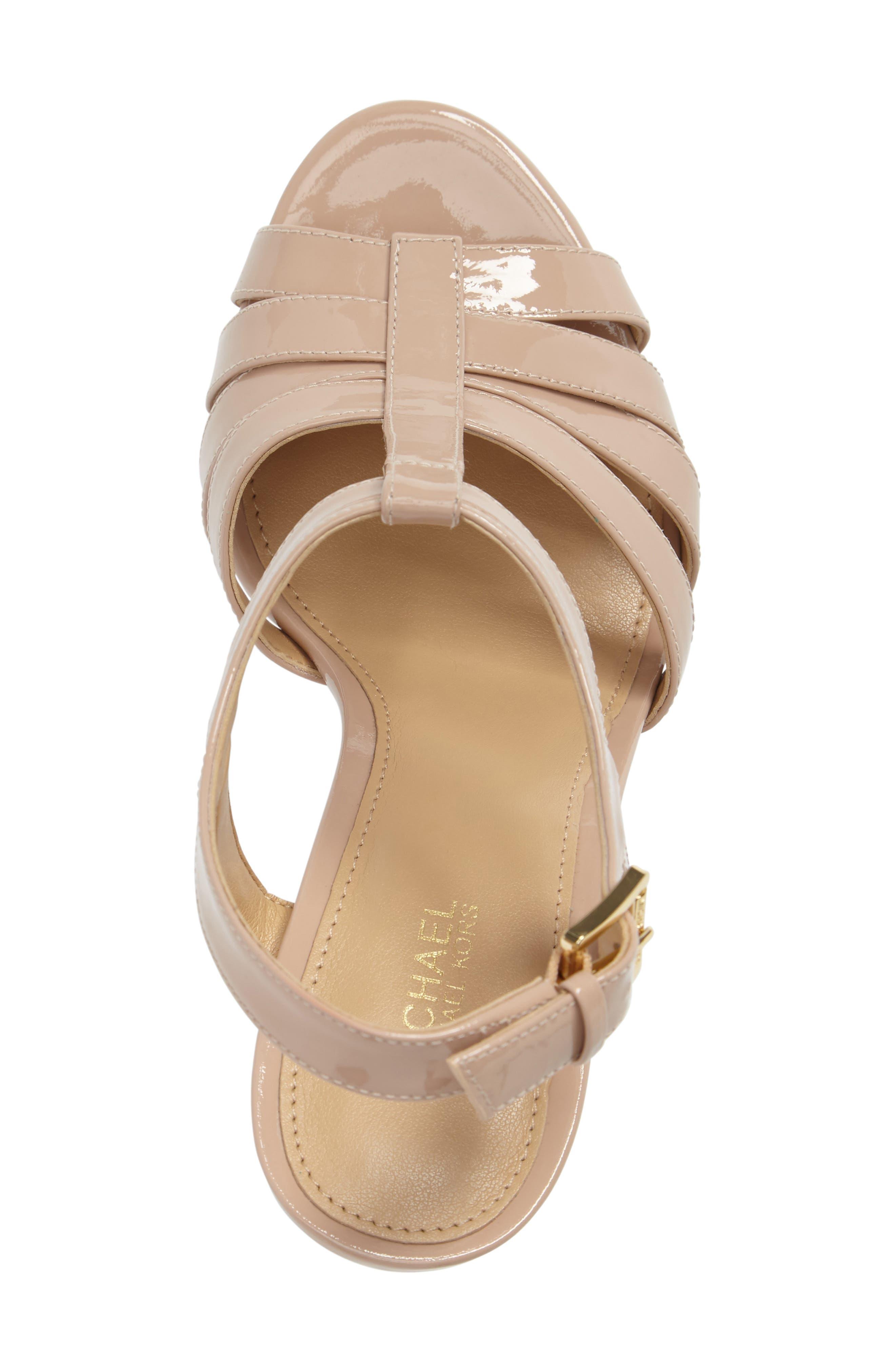Alternate Image 3  - MICHAEL Michael Kors Catalina Platform Sandal (Women)