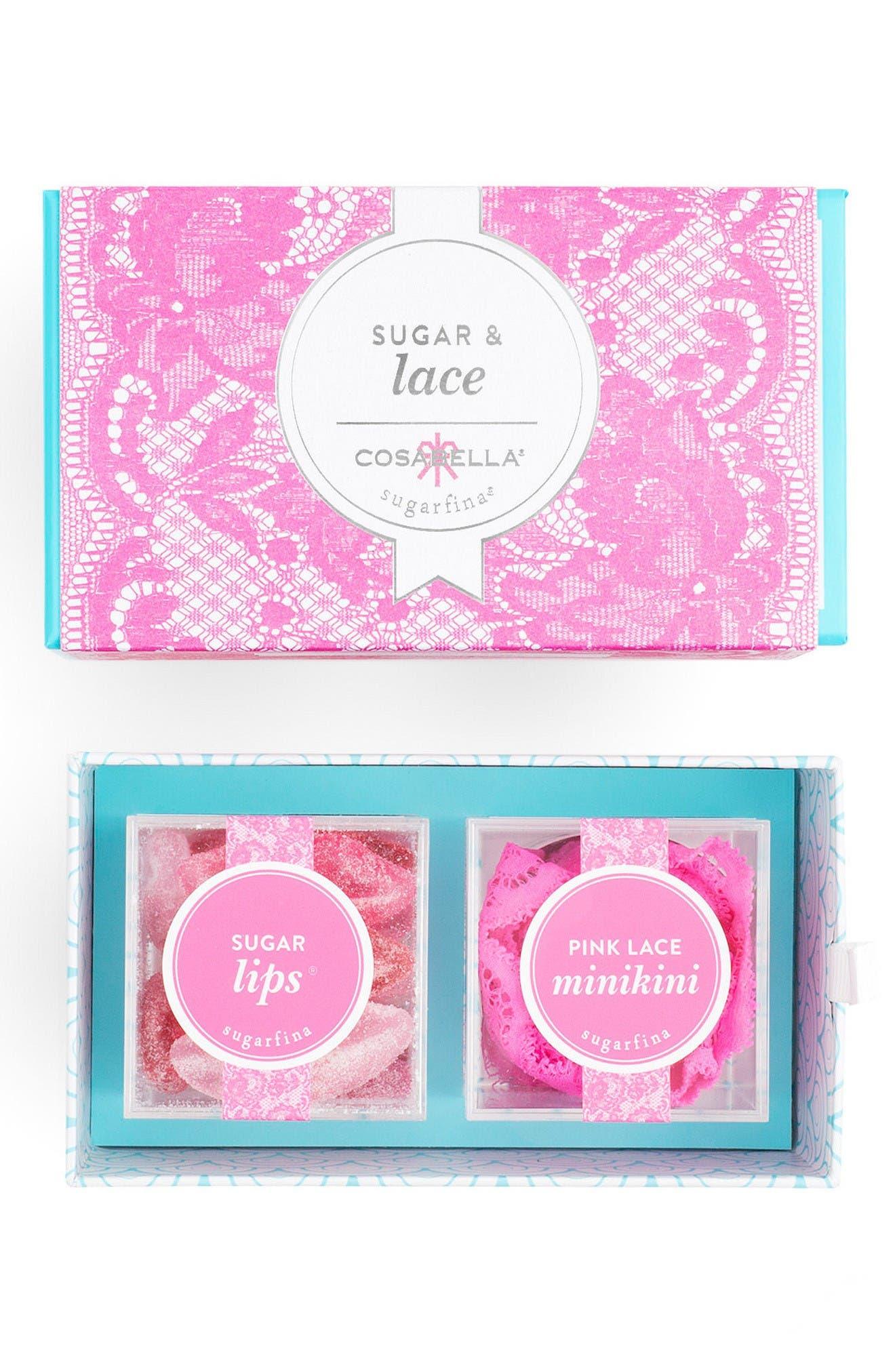 Alternate Image 2  - sugarfina x Cosabella Gift Box Set