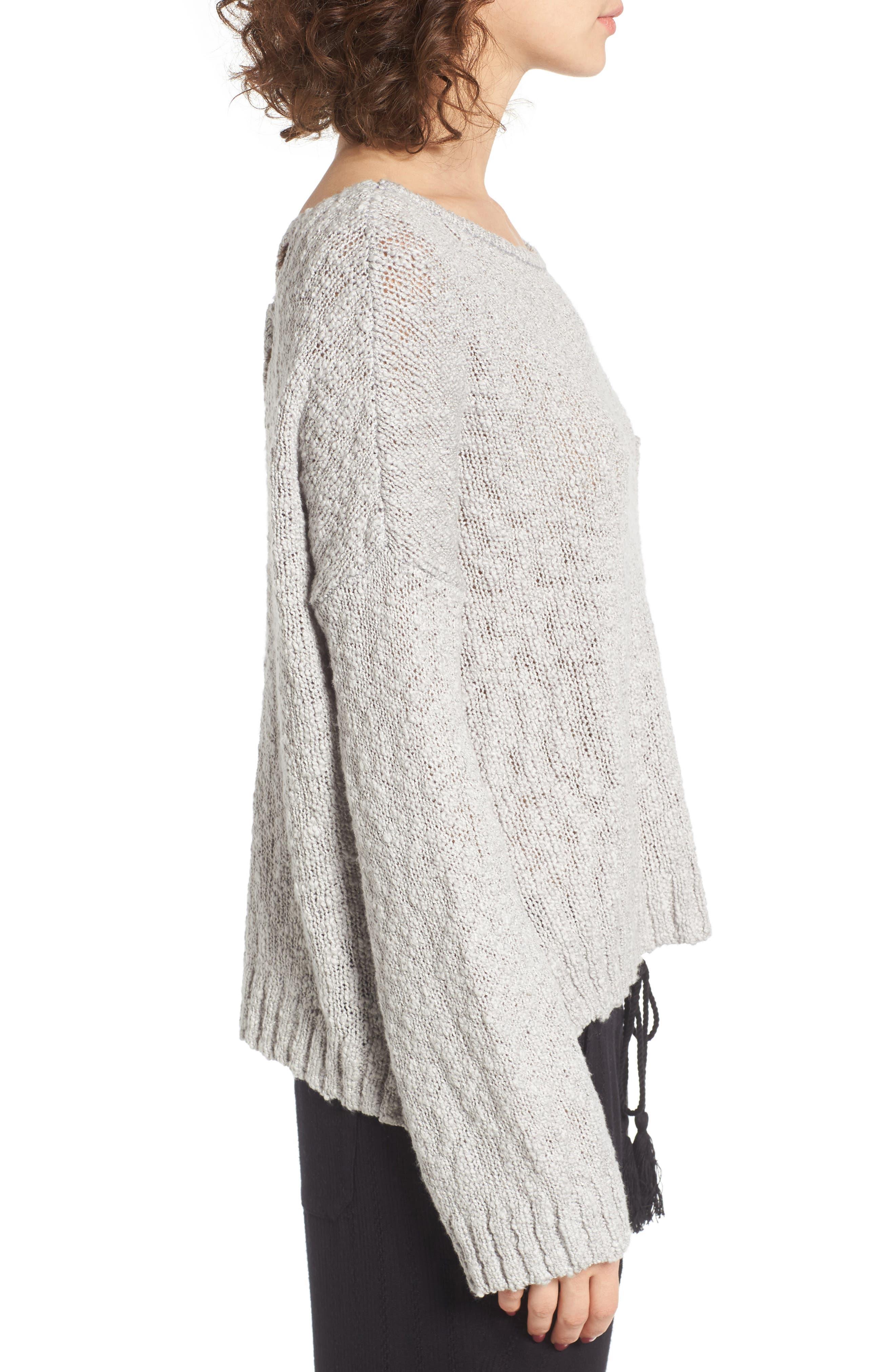 Alternate Image 3  - Roxy Don't Think Twice Sweater
