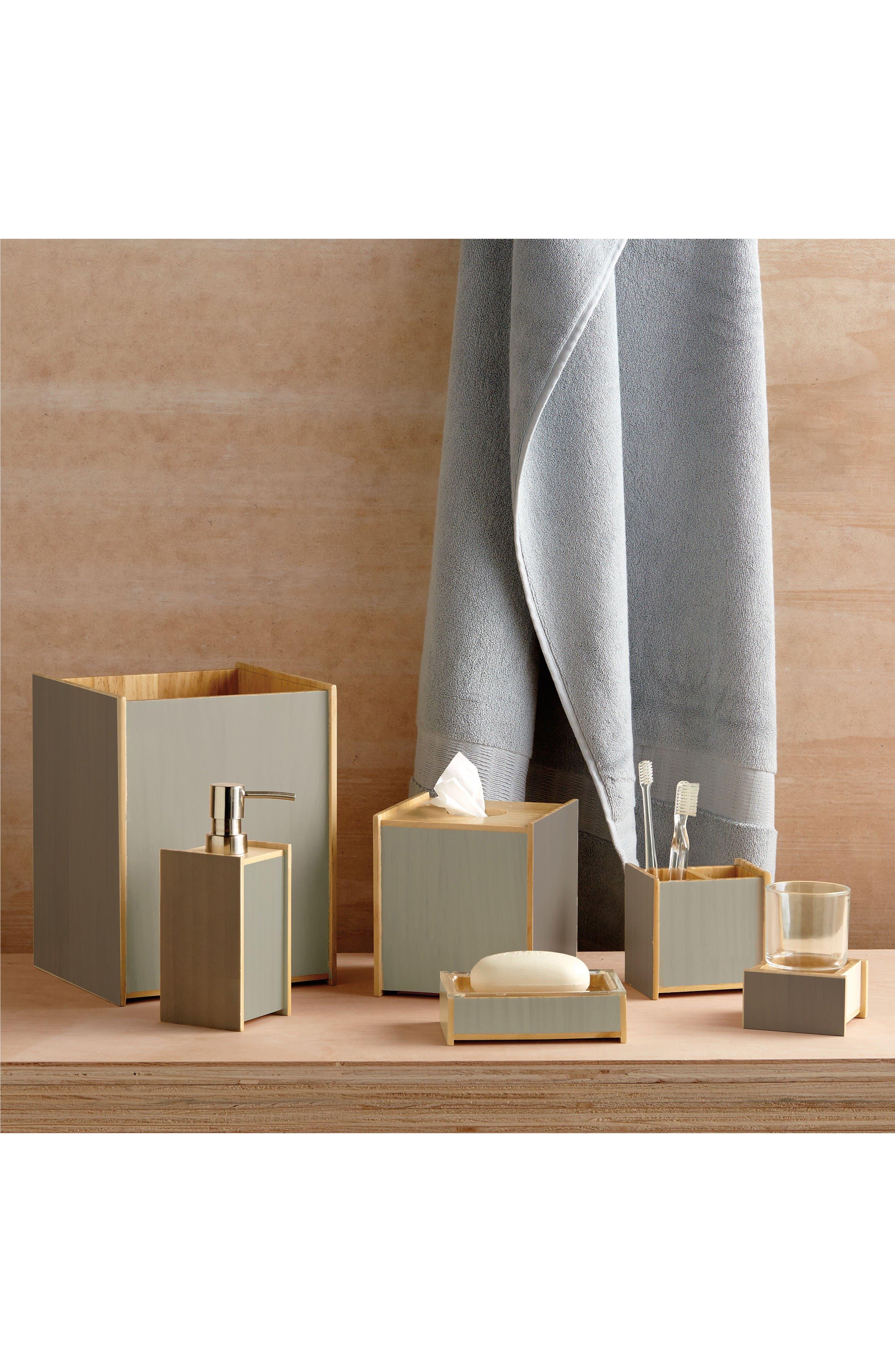 Alternate Image 3  - DKNY Hue Tissue Box Cover