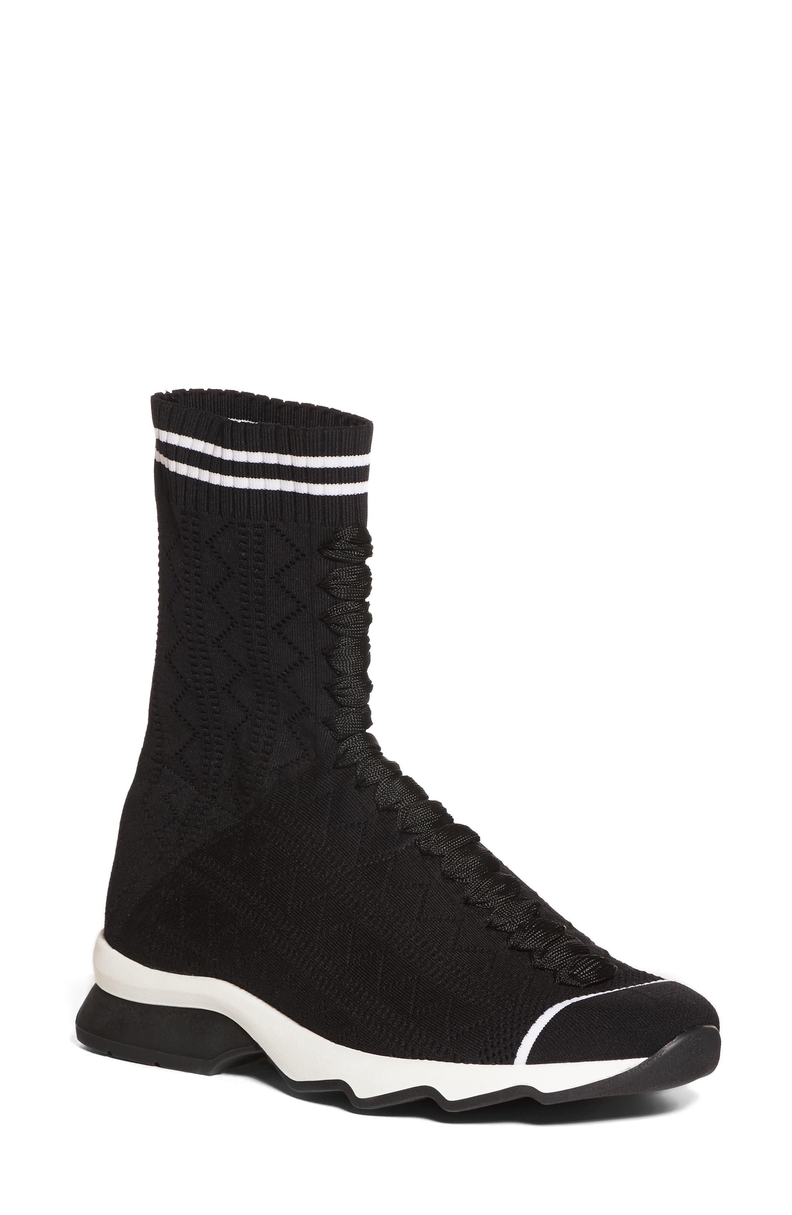 FENDI Rocko-Top Sock Sneaker