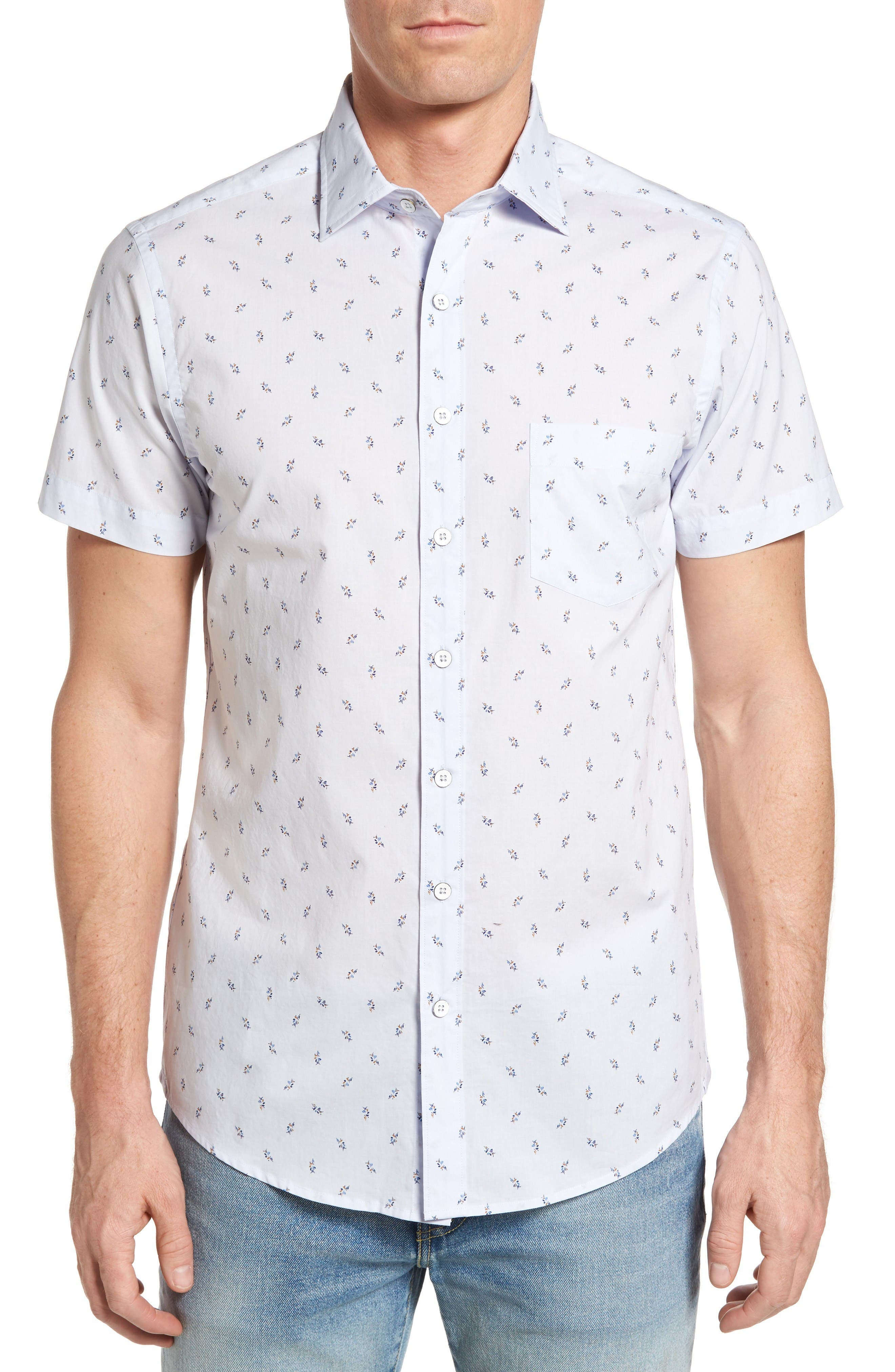 Main Image - Rodd & Gunn Waterfront Sport Shirt
