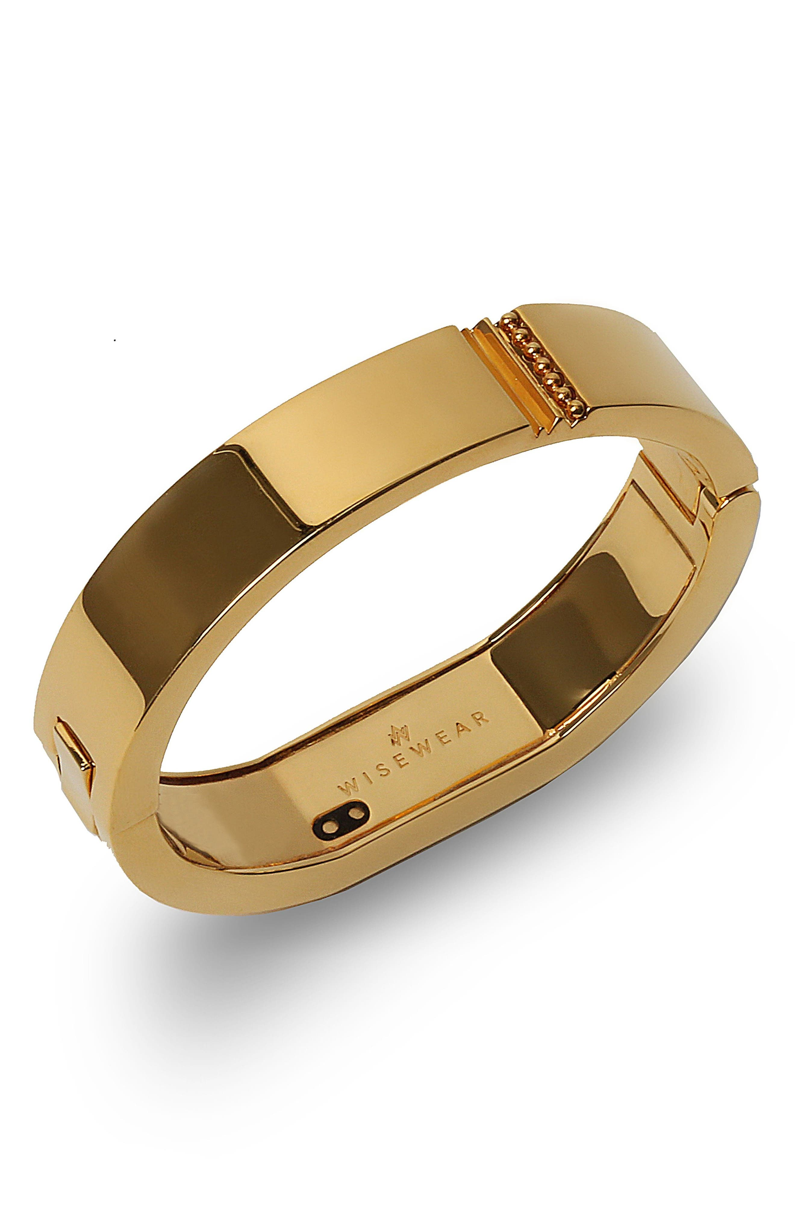 Alternate Image 1 Selected - WiseWear Kingston Activity Tracker Bangle