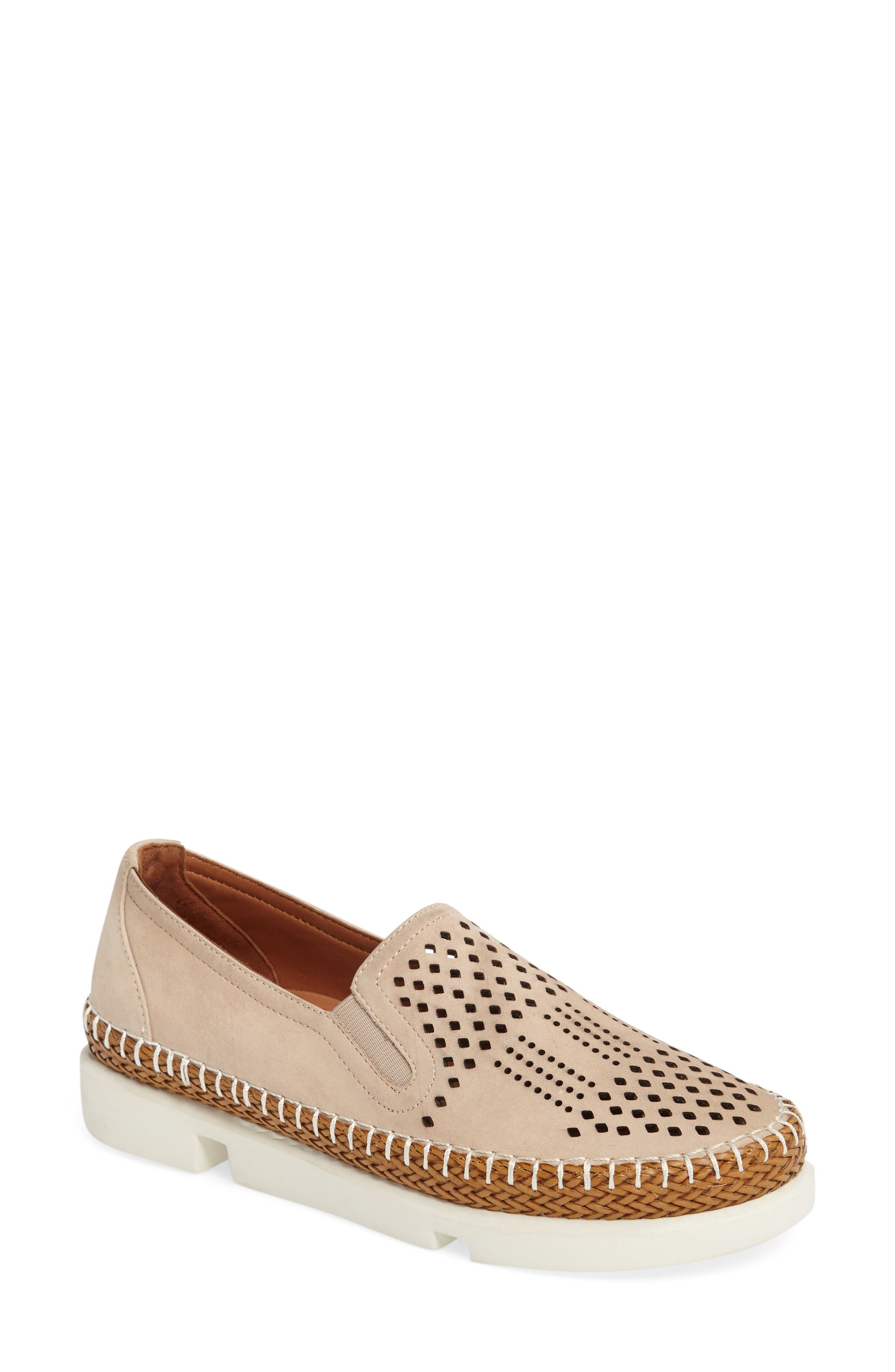 Alternate Image 1 Selected - L'Amour des Pieds Stazzema Platform Slip-On (Women)