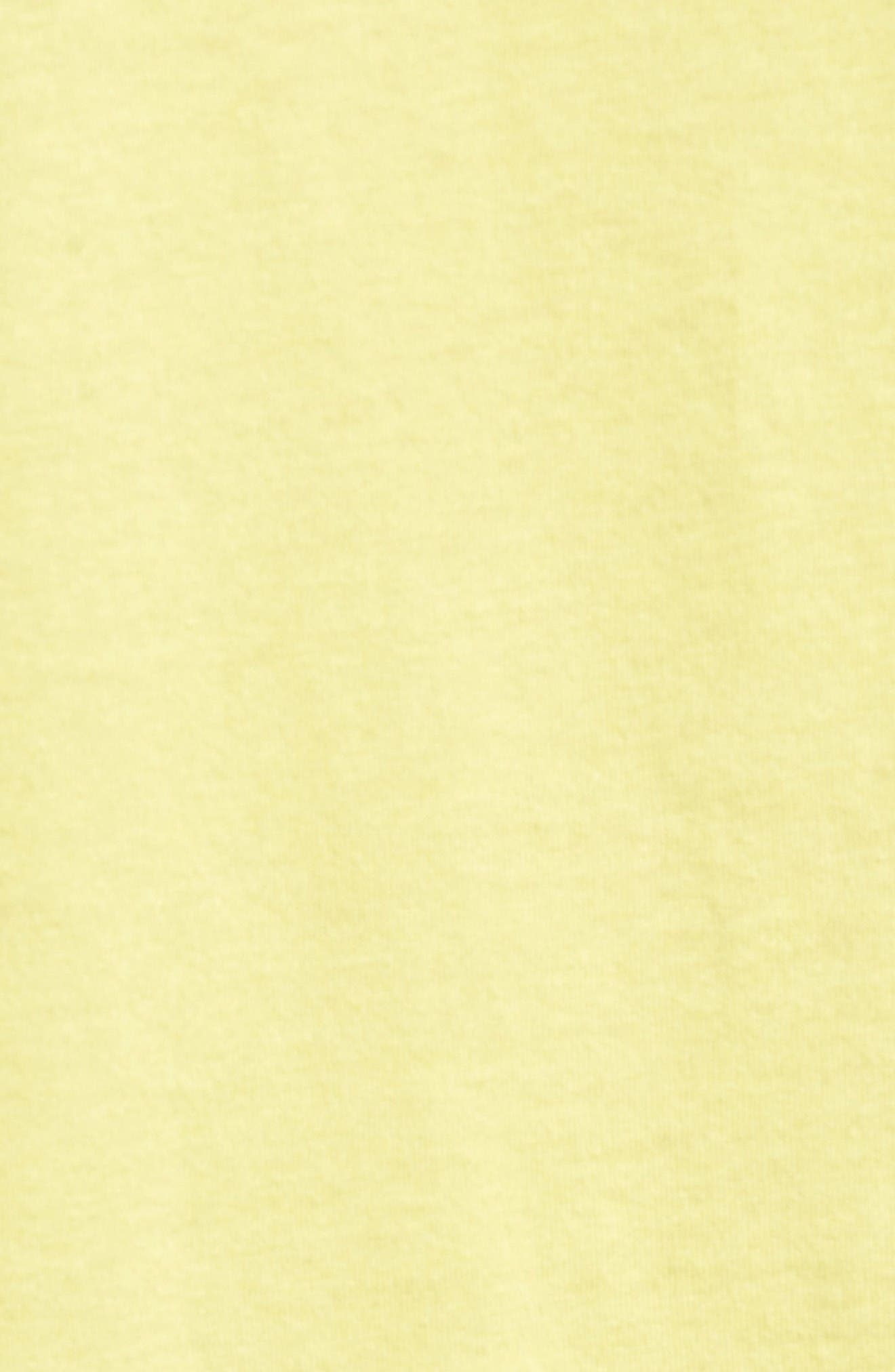 Pocket Henley Lounge T-Shirt,                             Alternate thumbnail 5, color,                             Tea Leaves