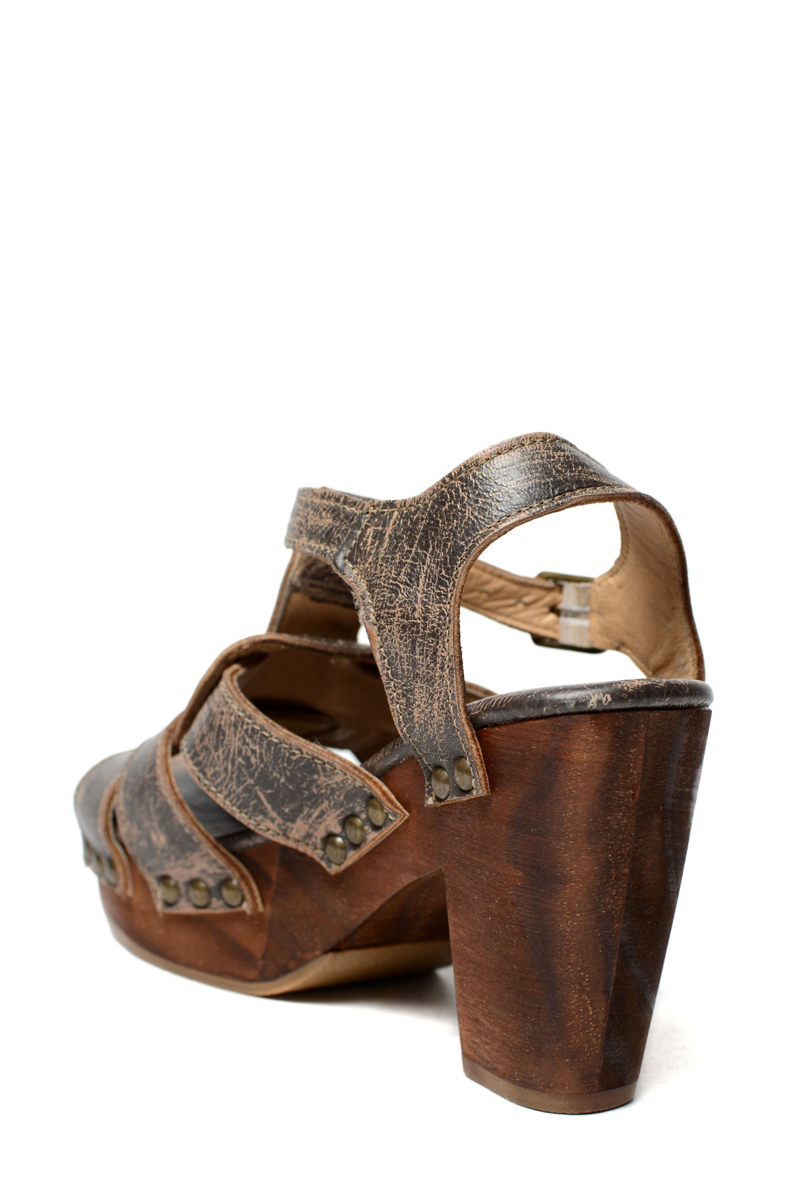 Alternate Image 2  - Bed Stu Caitlin Block Heel Sandal (Women)