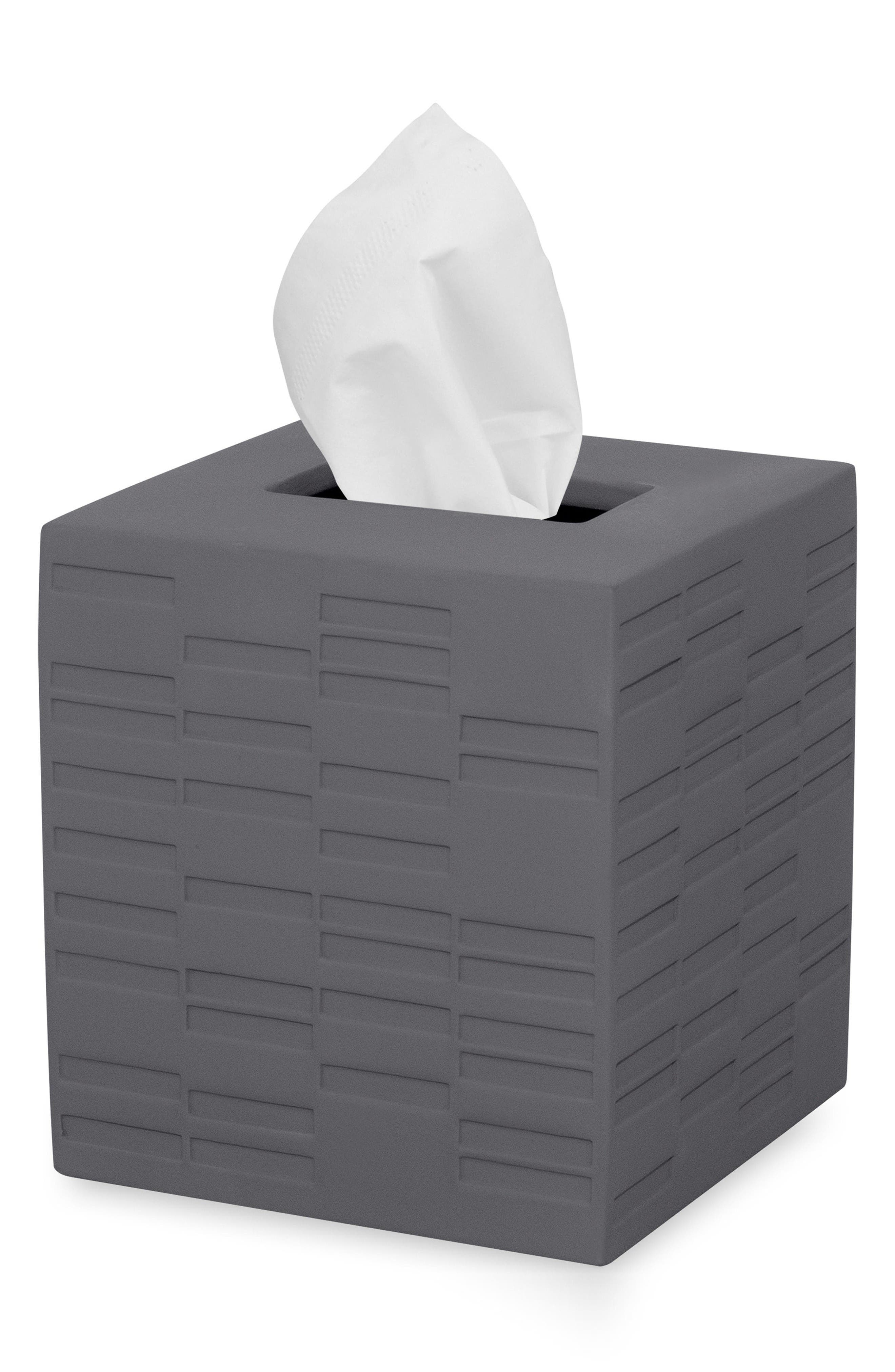 DKNY High Rise Tissue Box Cover