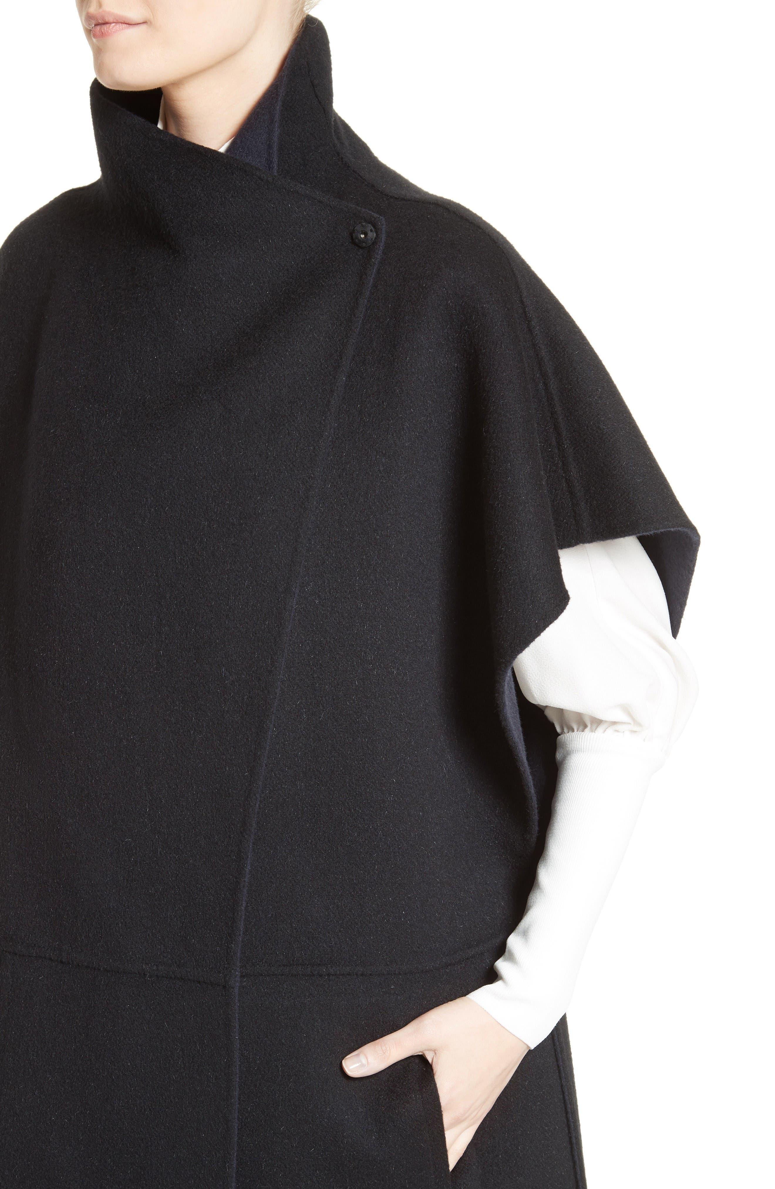 Alternate Image 4  - Tibi Wool & Angora Reversible Cape
