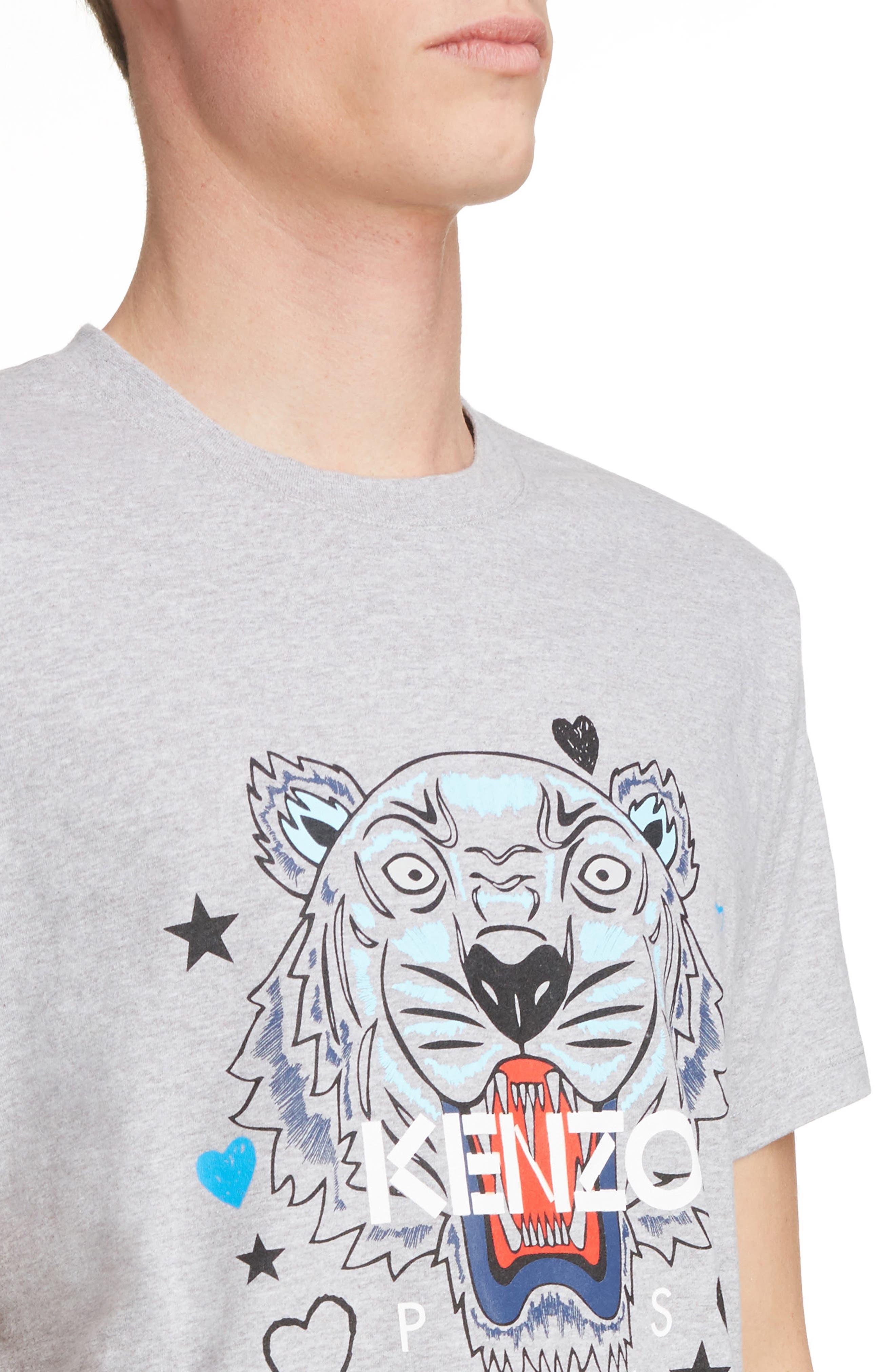 Alternate Image 4  - KENZO Graphic T-Shirt