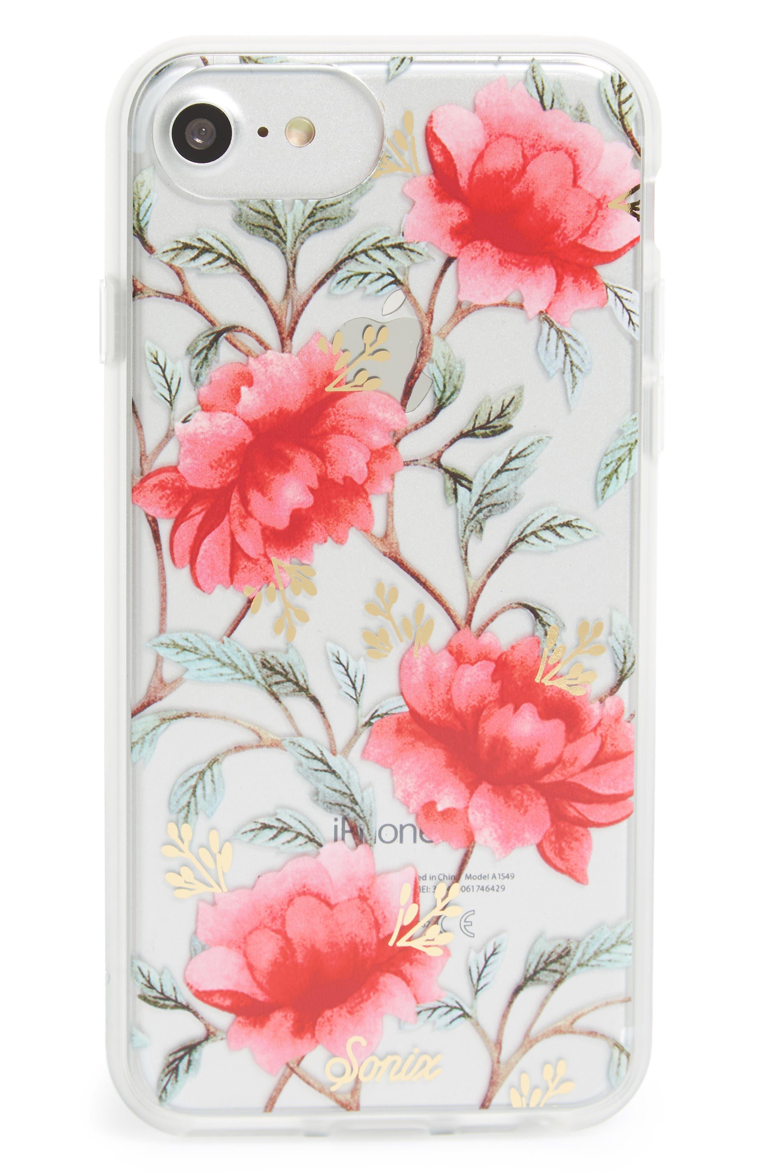 Sonix Mandarine Bloom iPhone 6/6s/7/8 & 6/6s/7/8 Plus Case